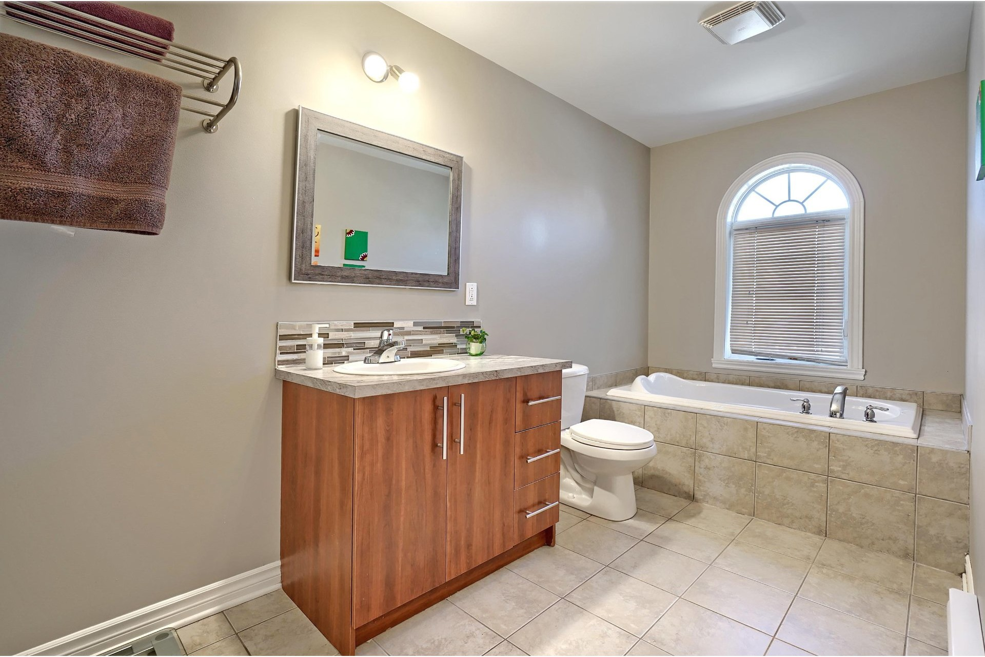 image 16 - House For sale Brossard - 11 rooms