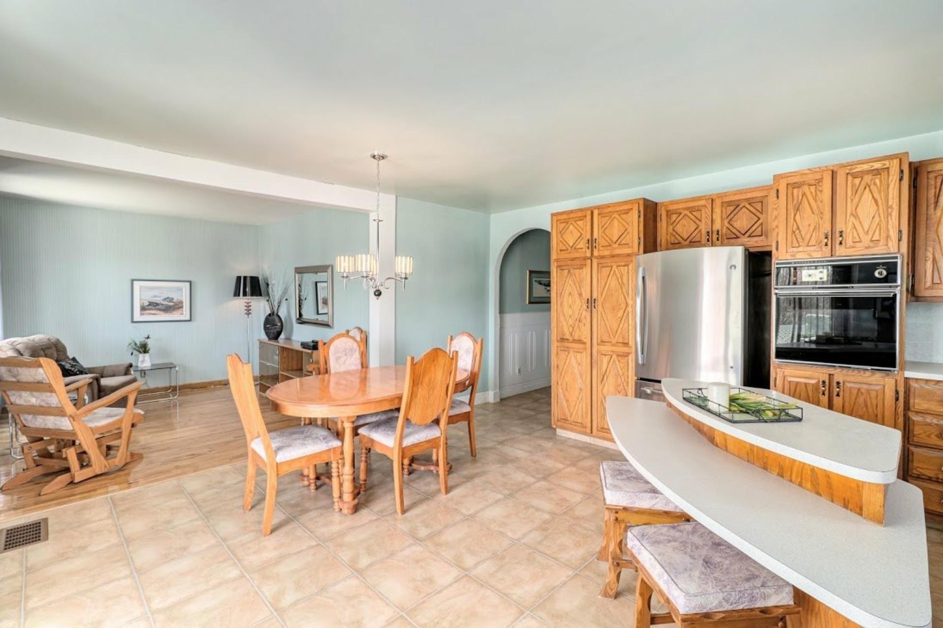 image 4 - House For sale Notre-Dame-des-Prairies - 9 rooms