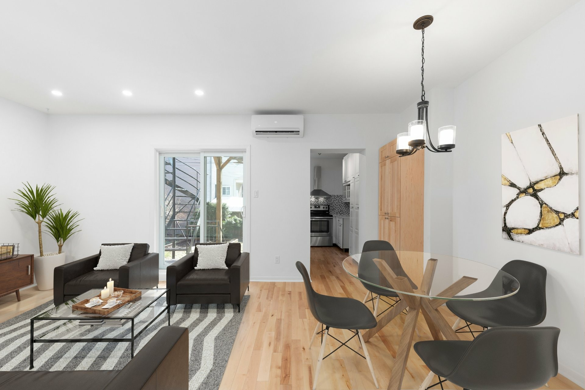 image 3 - Departamento En venta Le Sud-Ouest Montréal  - 6 habitaciones