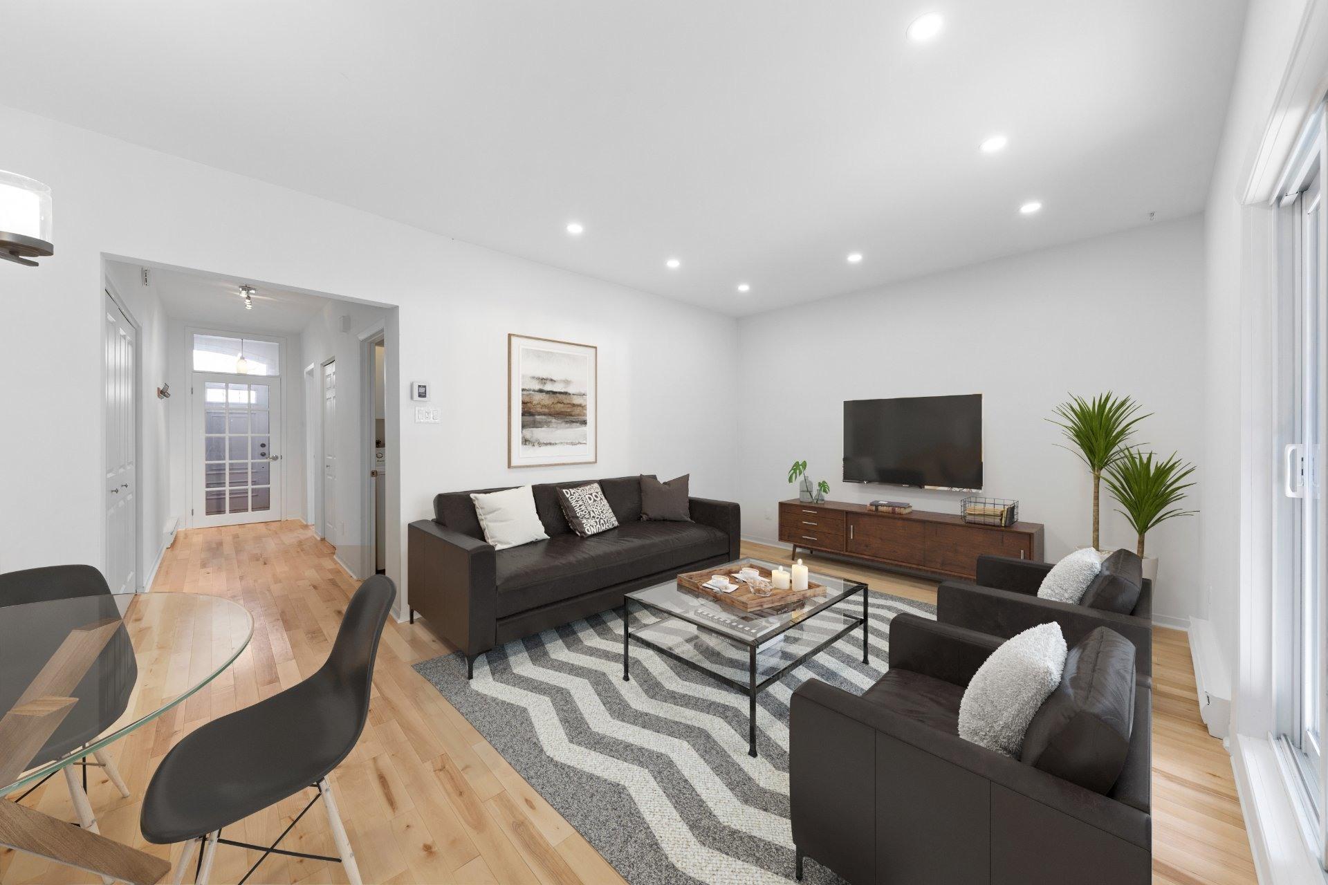 image 2 - Departamento En venta Le Sud-Ouest Montréal  - 6 habitaciones