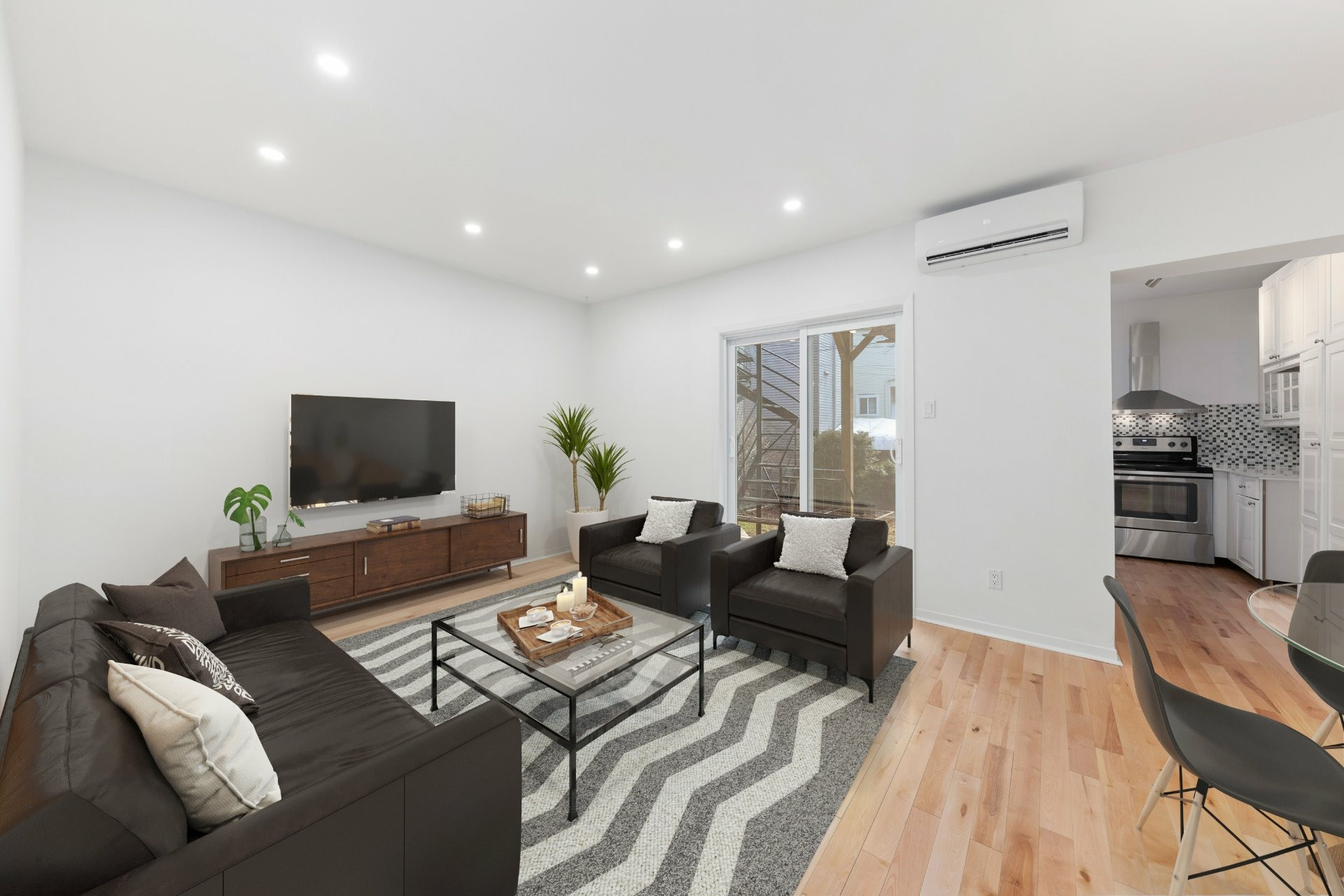 image 4 - Departamento En venta Le Sud-Ouest Montréal  - 6 habitaciones