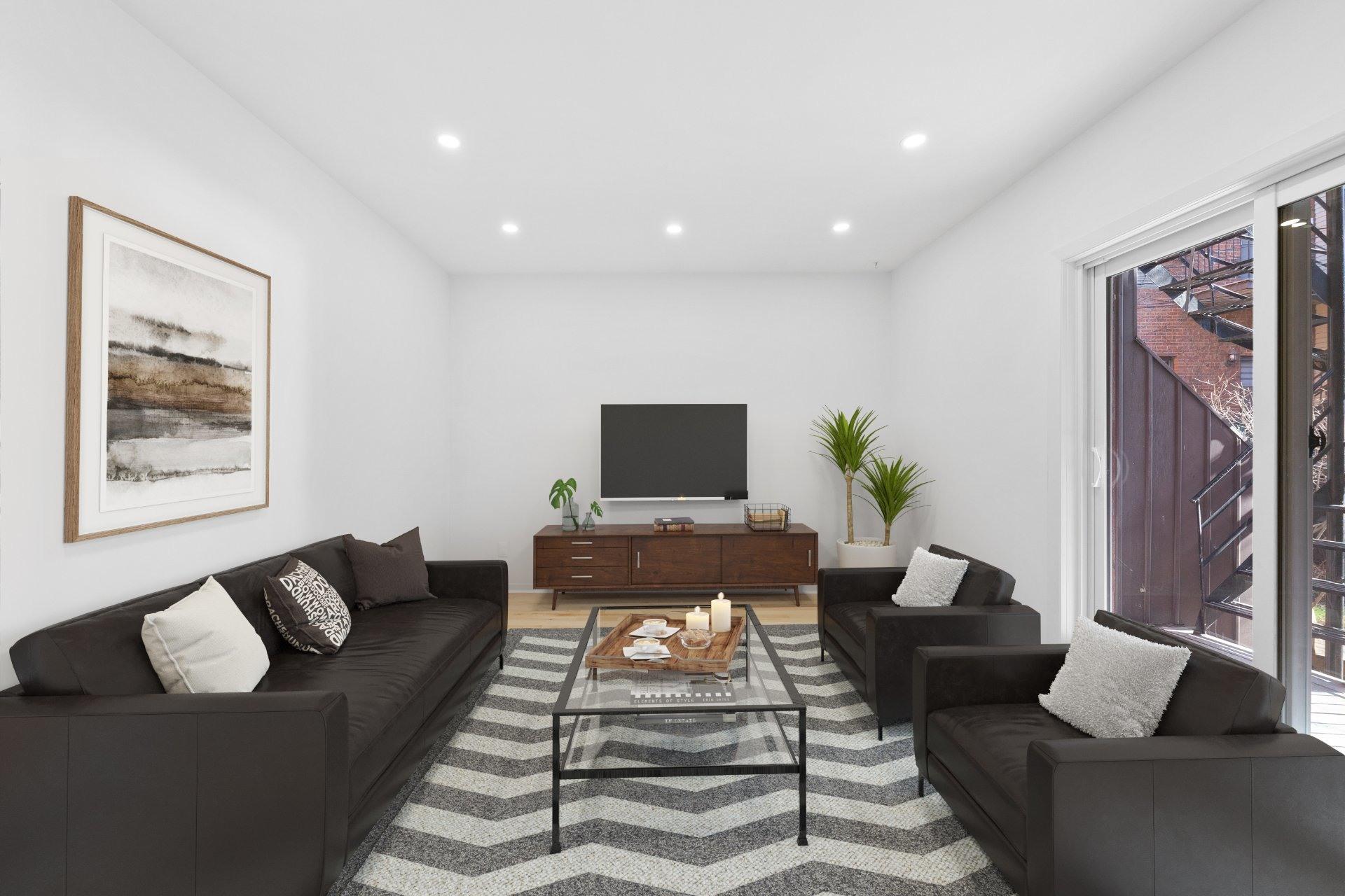 image 5 - Departamento En venta Le Sud-Ouest Montréal  - 6 habitaciones