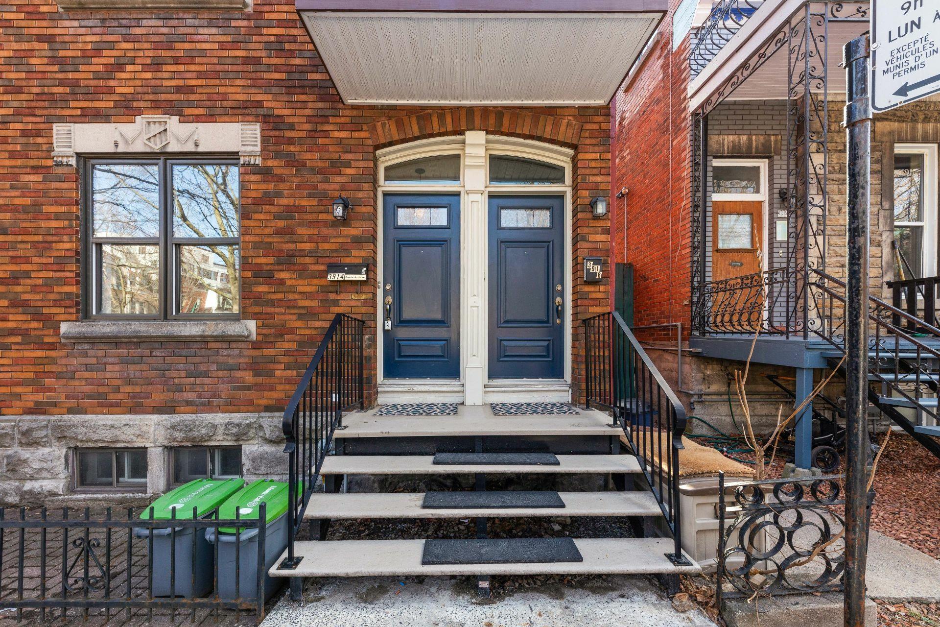 image 11 - Departamento En venta Le Sud-Ouest Montréal  - 6 habitaciones