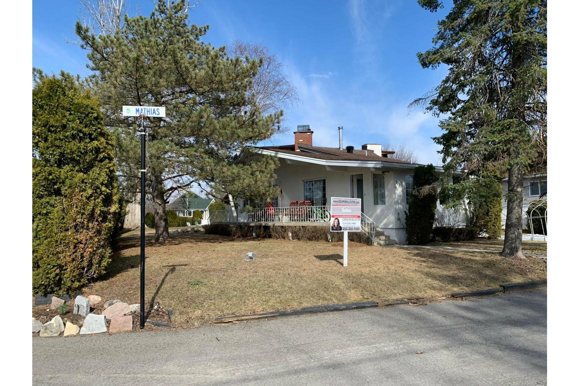 image 1 - MX - Casa sola - MX En venta Sainte-Anne-des-Plaines - 7 habitaciones