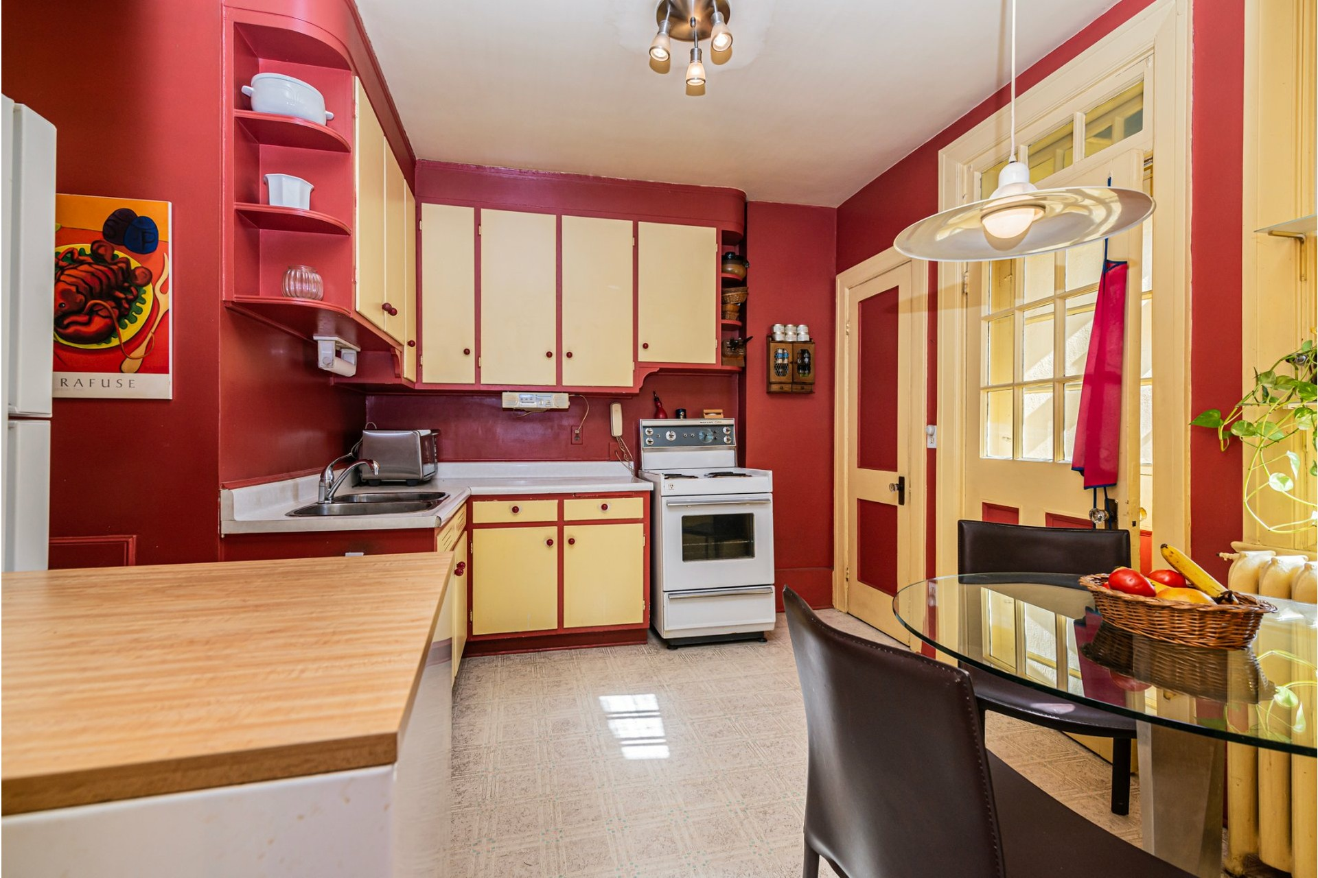 image 8 - Duplex À vendre Côte-des-Neiges/Notre-Dame-de-Grâce Montréal  - 6 pièces