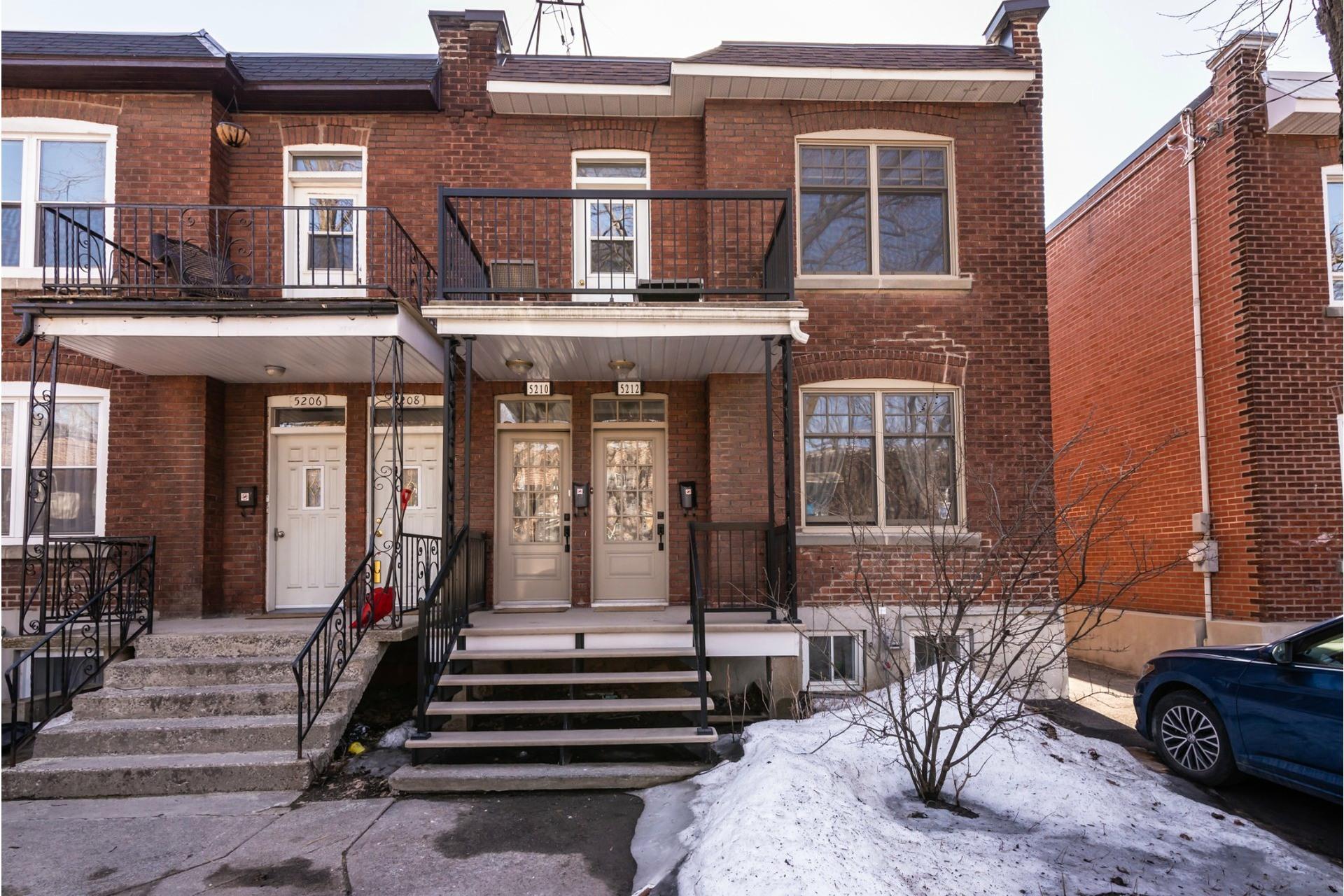 image 0 - Duplex À vendre Côte-des-Neiges/Notre-Dame-de-Grâce Montréal  - 6 pièces
