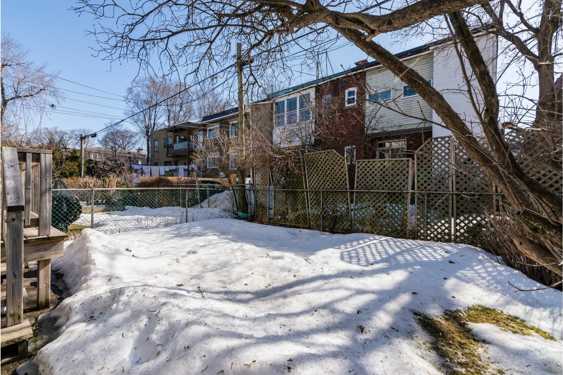 image 30 - Duplex À vendre Côte-des-Neiges/Notre-Dame-de-Grâce Montréal  - 6 pièces