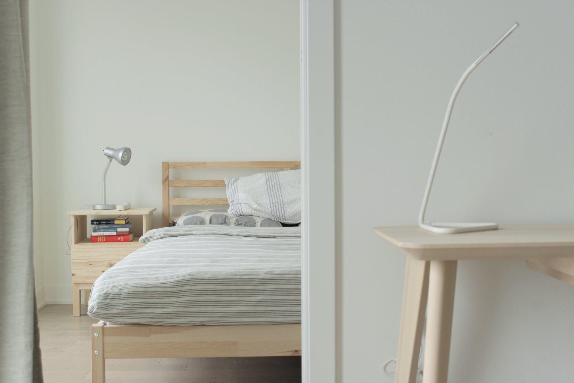 image 5 - Appartement À louer Ville-Marie Montréal  - 4 pièces