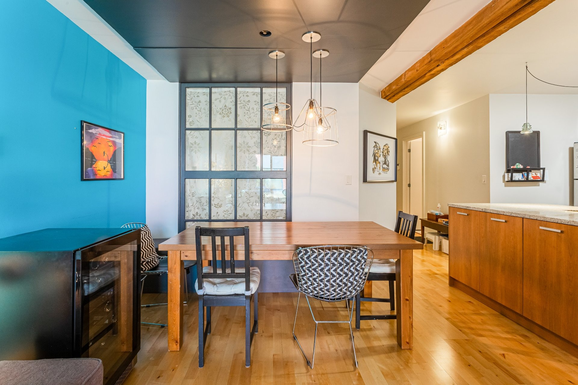 image 7 - Apartment For sale Mercier/Hochelaga-Maisonneuve Montréal  - 4 rooms