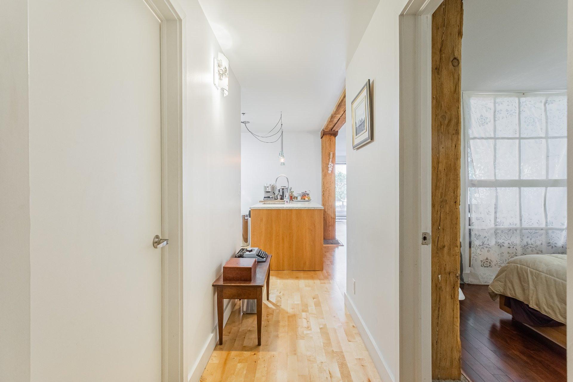 image 2 - Apartment For sale Mercier/Hochelaga-Maisonneuve Montréal  - 4 rooms