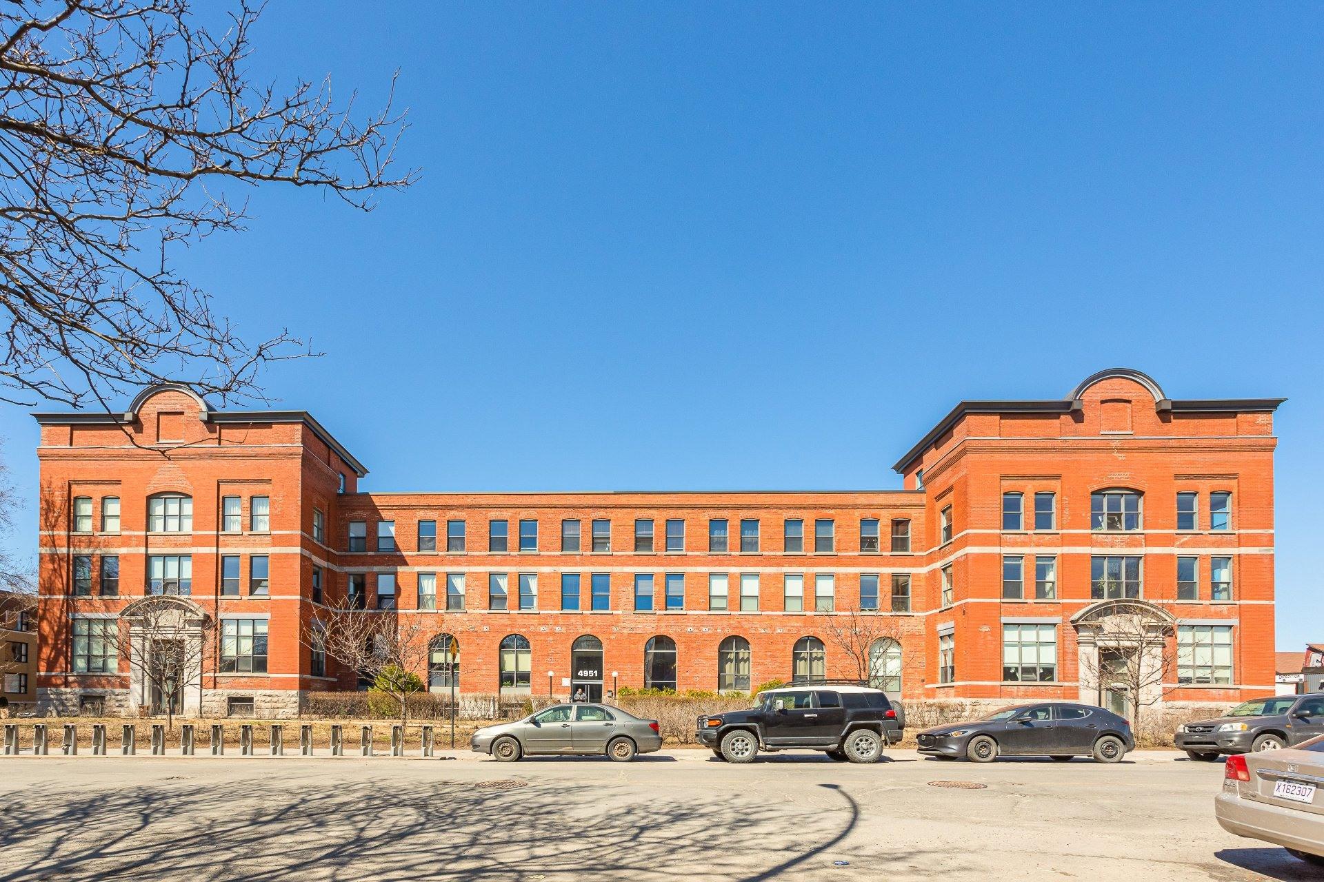 image 0 - Apartment For sale Mercier/Hochelaga-Maisonneuve Montréal  - 4 rooms