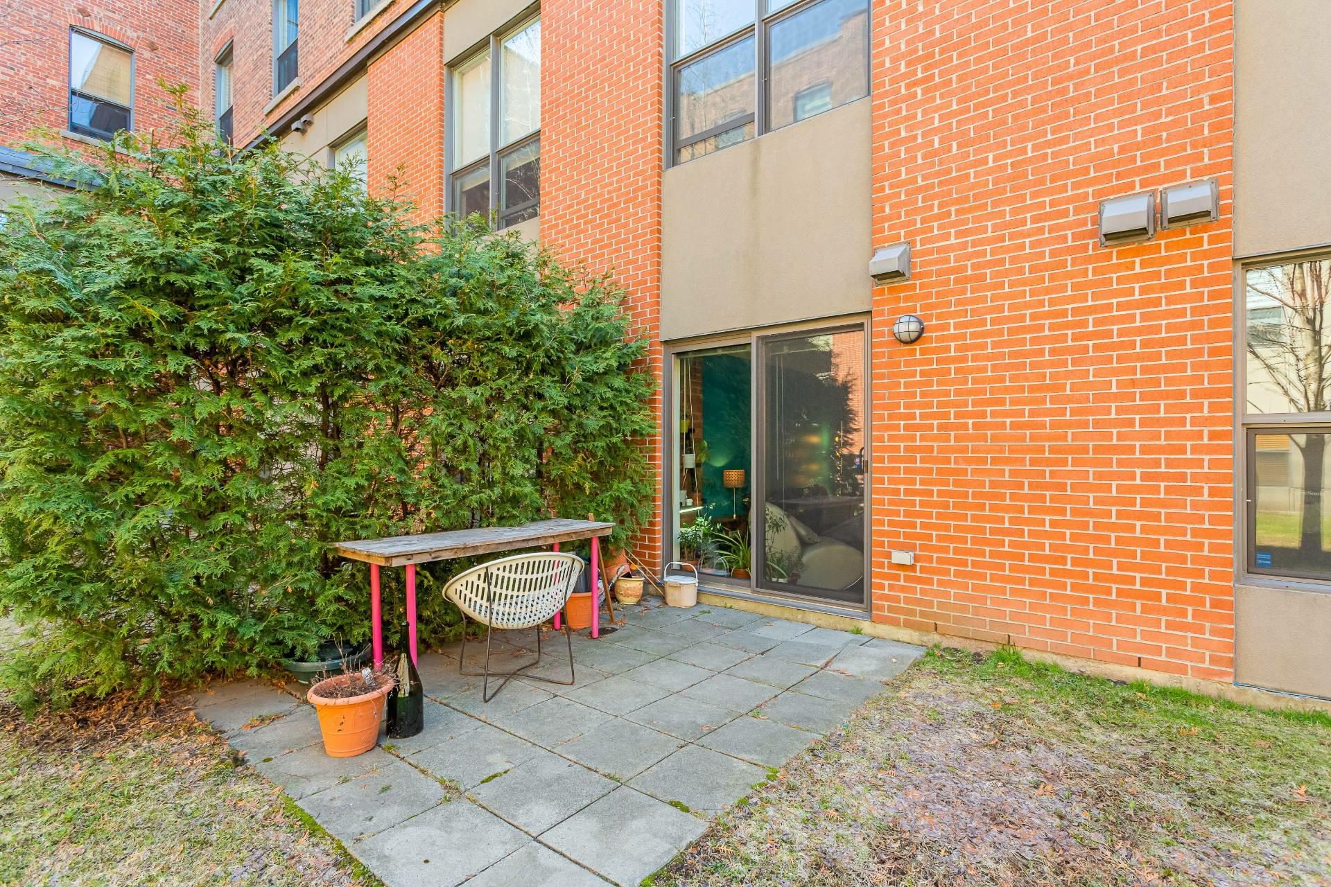 image 18 - Apartment For sale Mercier/Hochelaga-Maisonneuve Montréal  - 4 rooms