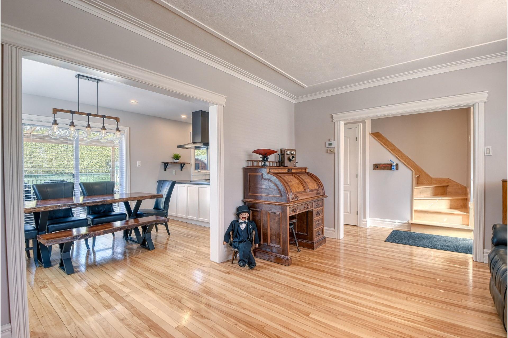 image 3 - House For sale Verdun/Île-des-Soeurs Montréal  - 9 rooms