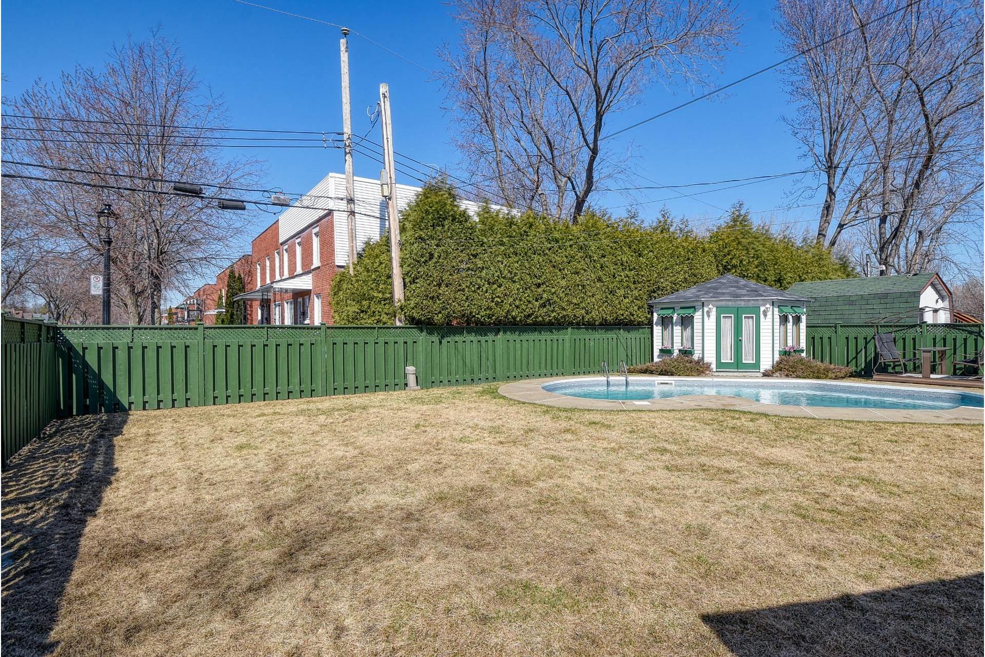 image 21 - House For sale Verdun/Île-des-Soeurs Montréal  - 9 rooms