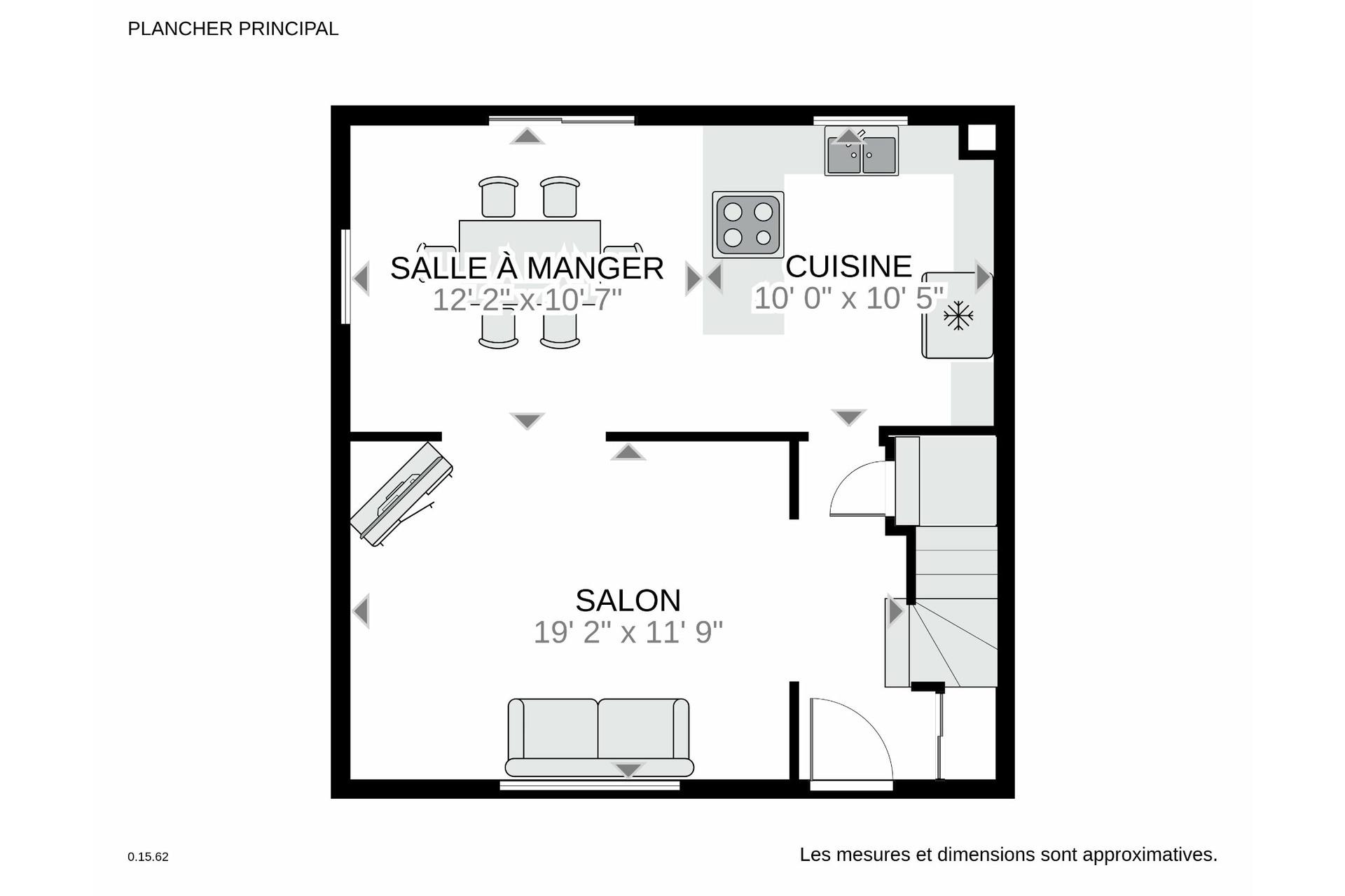 image 25 - House For sale Verdun/Île-des-Soeurs Montréal  - 9 rooms