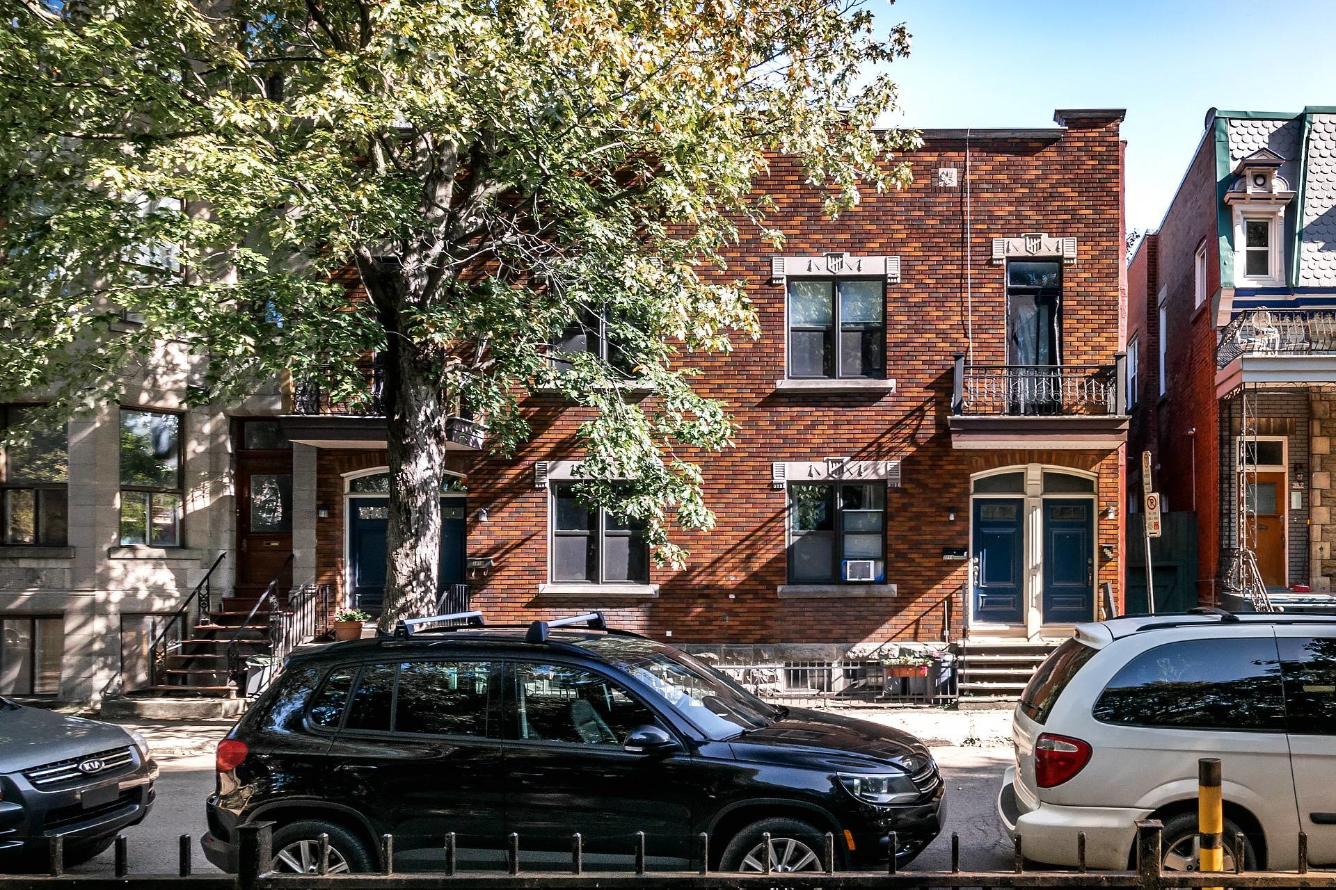 image 0 - Departamento En venta Le Sud-Ouest Montréal  - 6 habitaciones