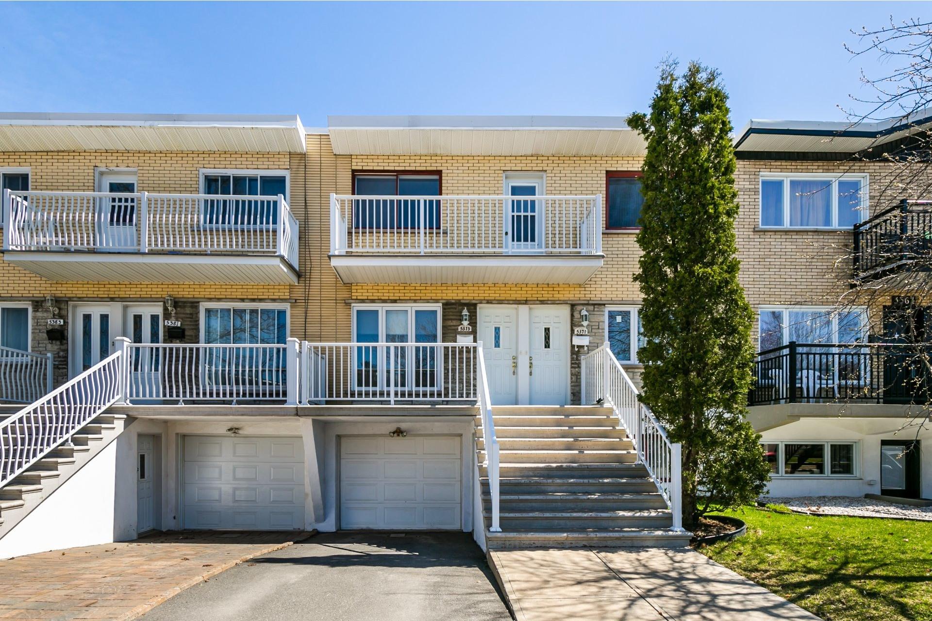 image 0 - Apartment For rent Anjou Montréal  - 5 rooms