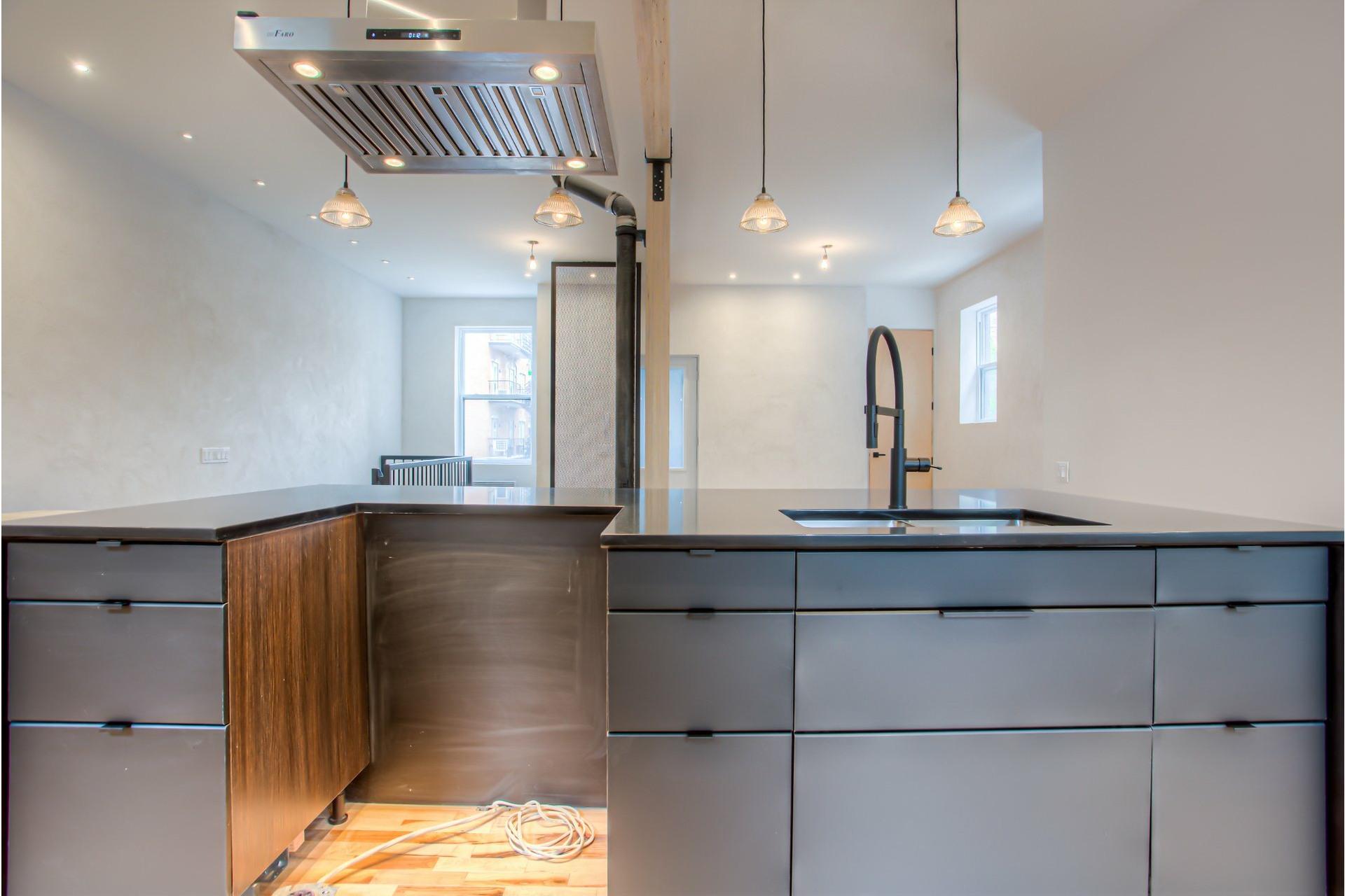 image 4 - Duplex À vendre Mercier/Hochelaga-Maisonneuve Montréal  - 4 pièces