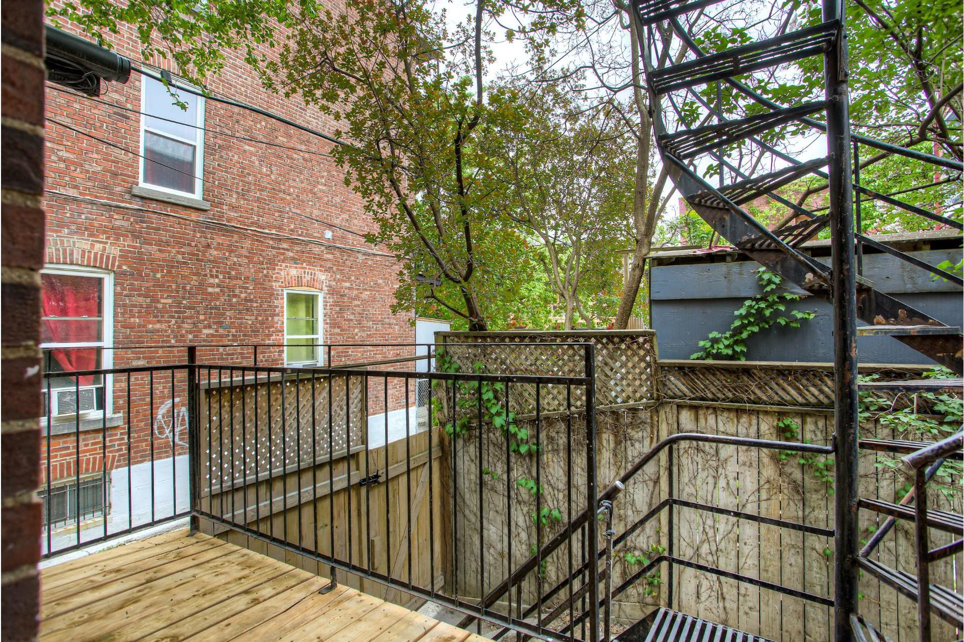 image 28 - Duplex À vendre Mercier/Hochelaga-Maisonneuve Montréal  - 4 pièces