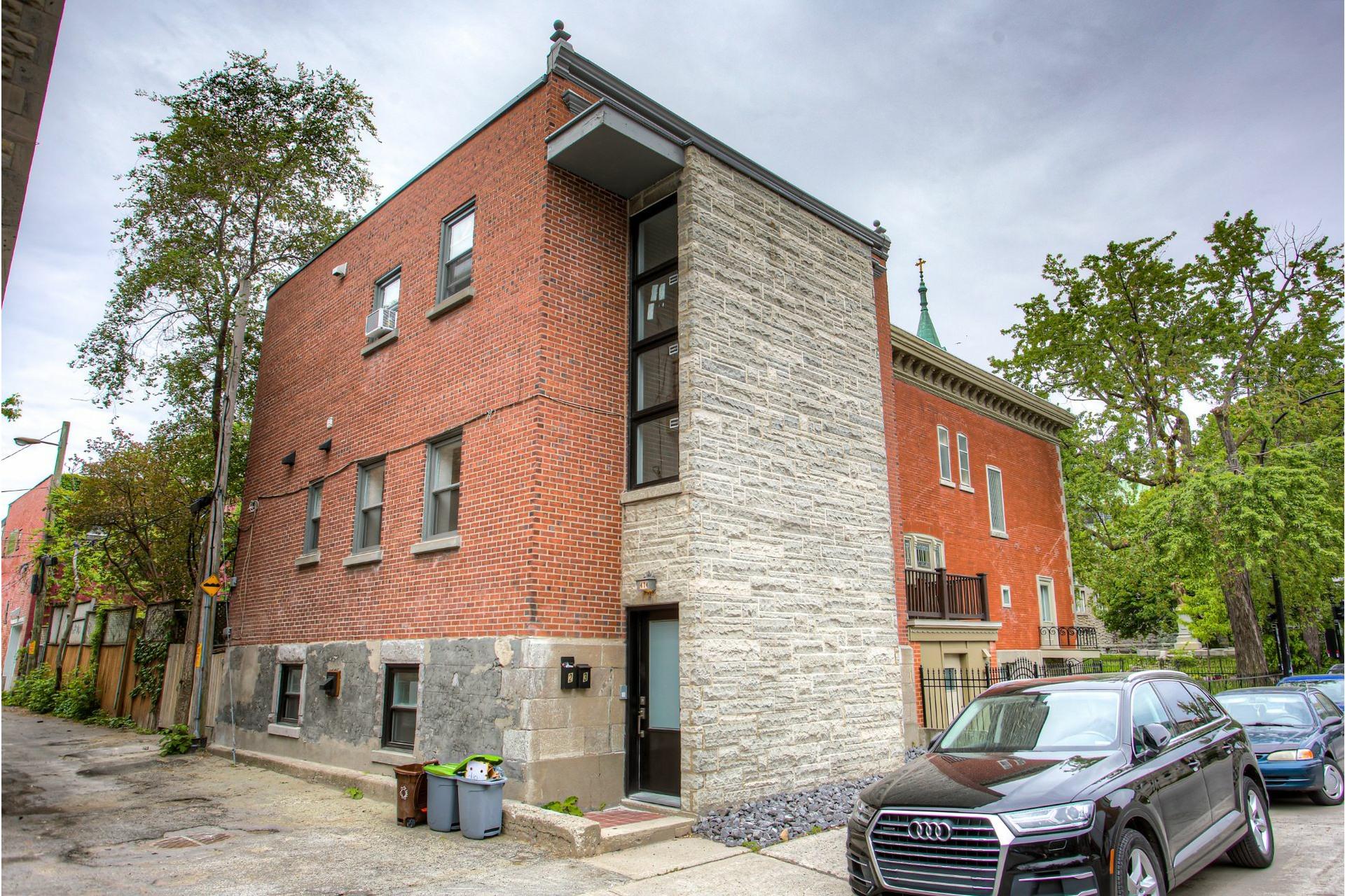 image 30 - Duplex À vendre Mercier/Hochelaga-Maisonneuve Montréal  - 4 pièces