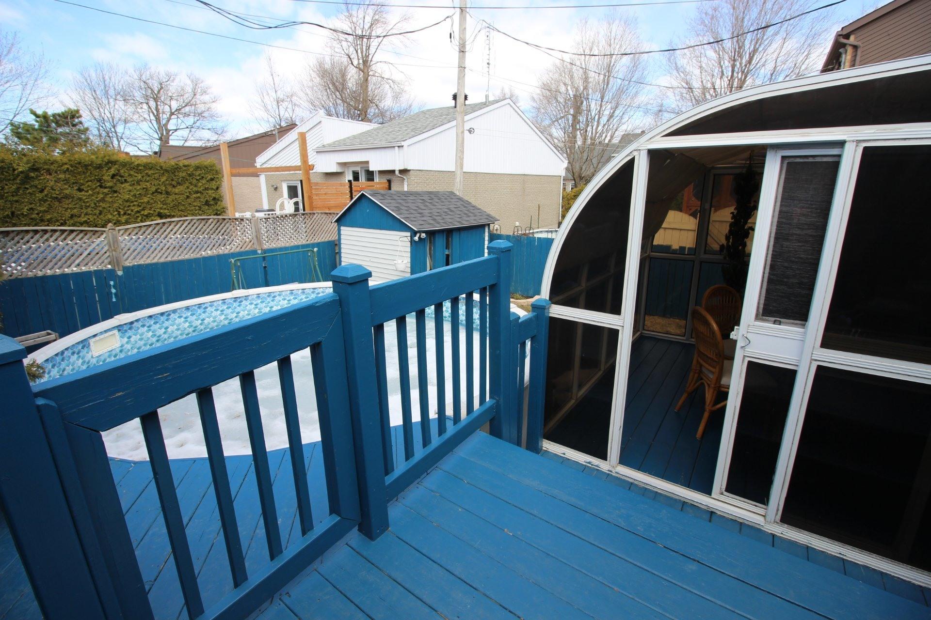 image 21 - Maison À vendre Rivière-des-Prairies/Pointe-aux-Trembles Montréal  - 8 pièces