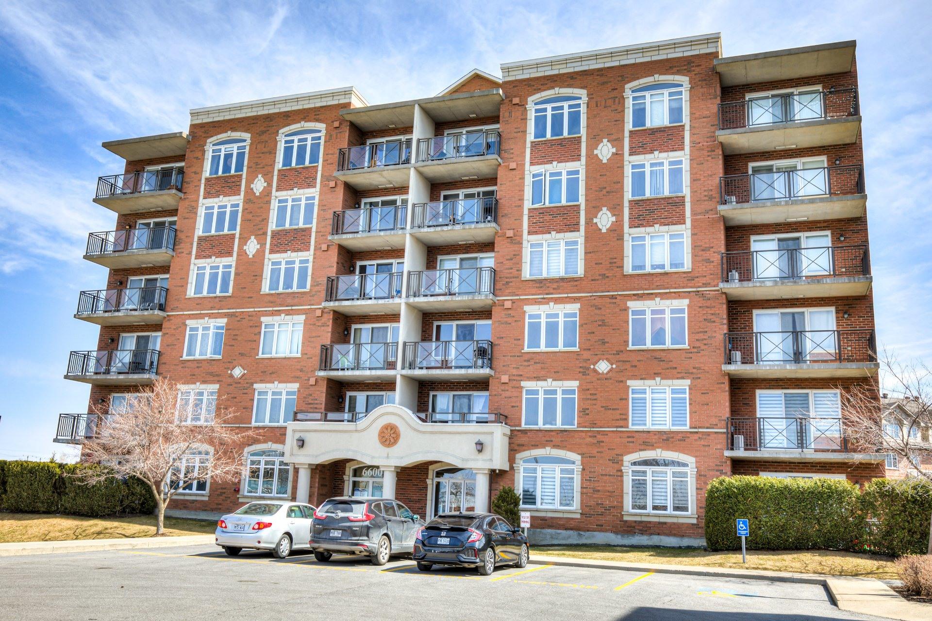 image 0 - Apartment For sale Saint-Laurent Montréal  - 6 rooms
