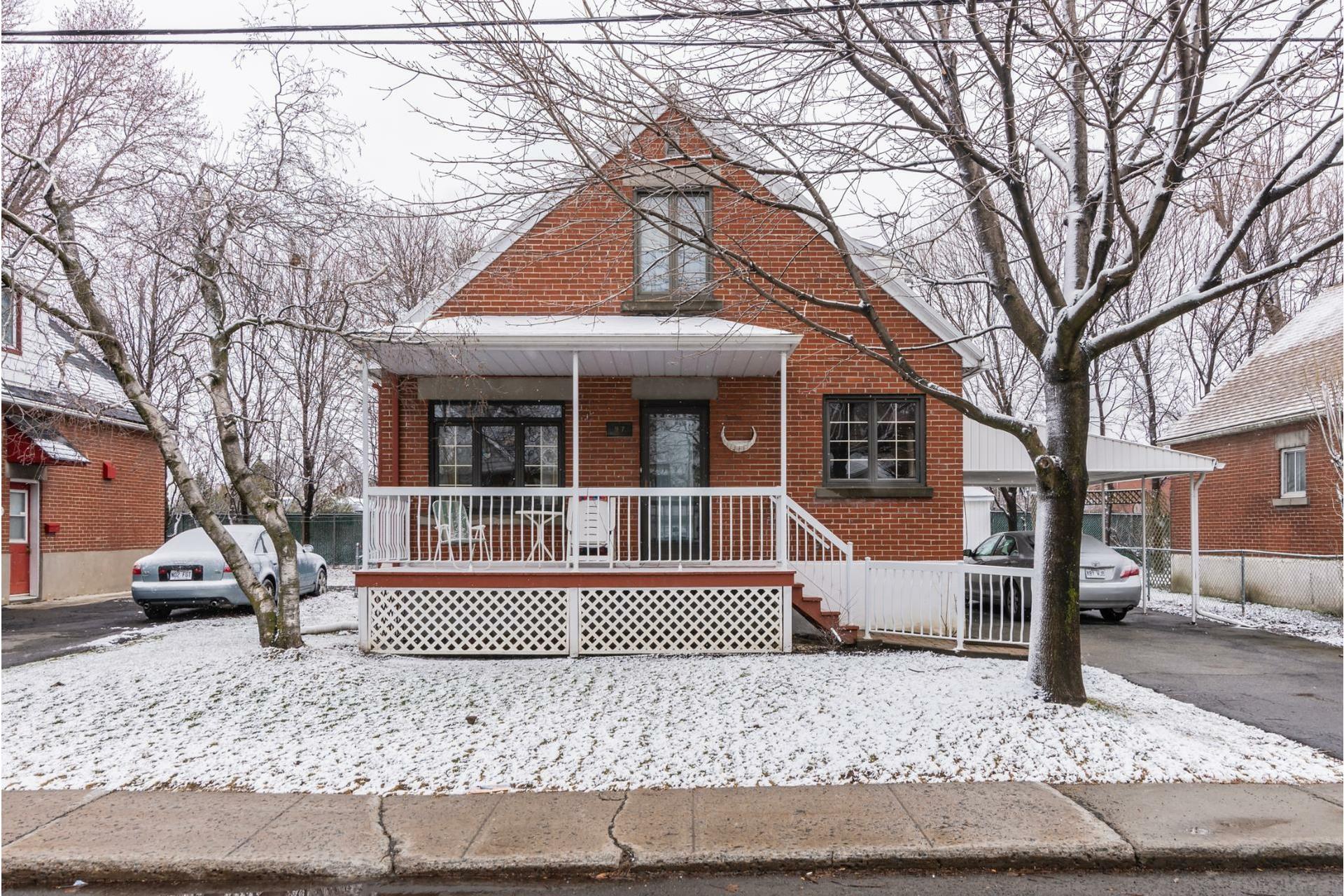 image 0 - House For sale LaSalle Montréal  - 7 rooms