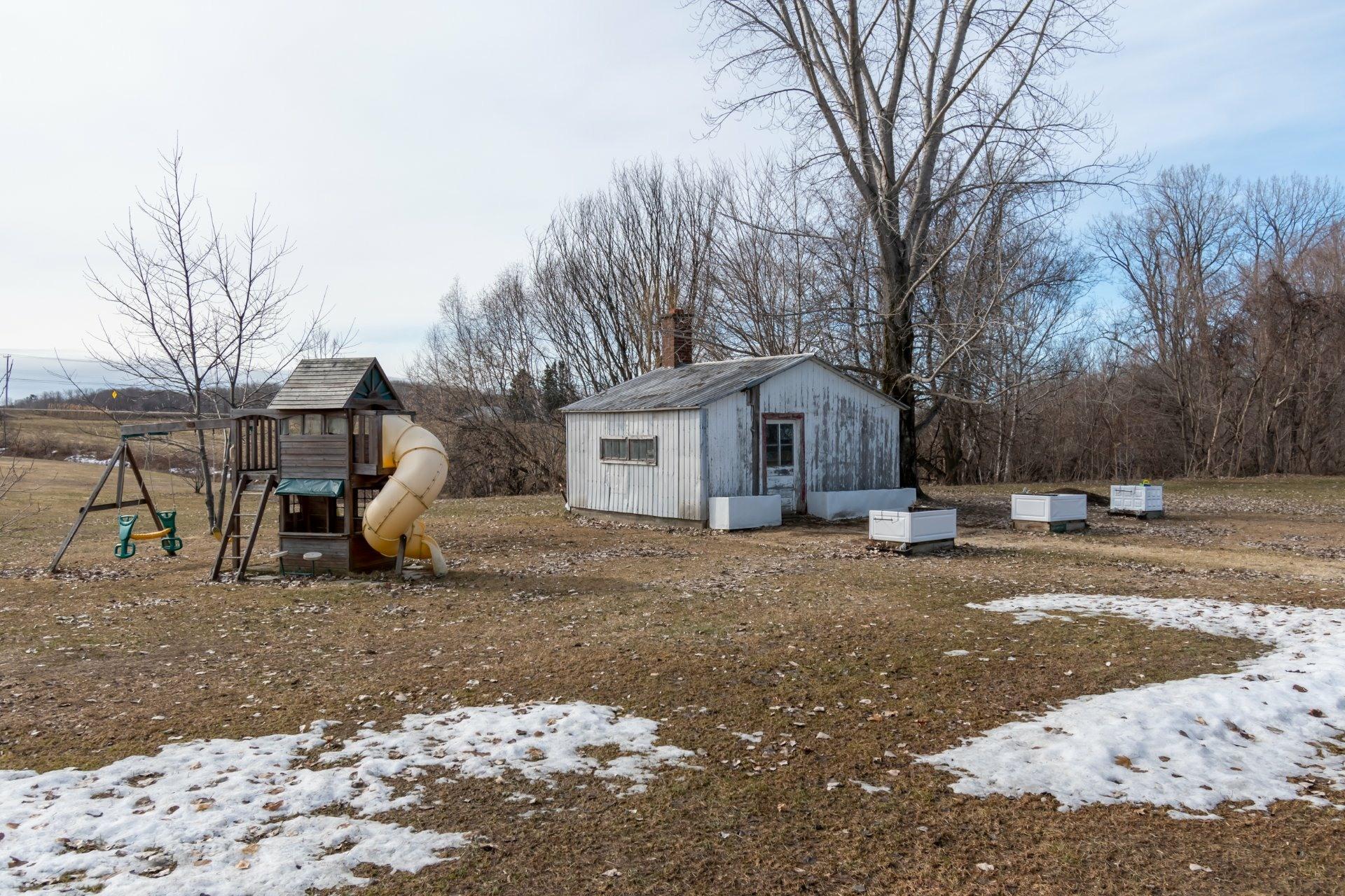 image 5 - Farmhouse For sale Saint-Pierre-les-Becquets - 13 rooms