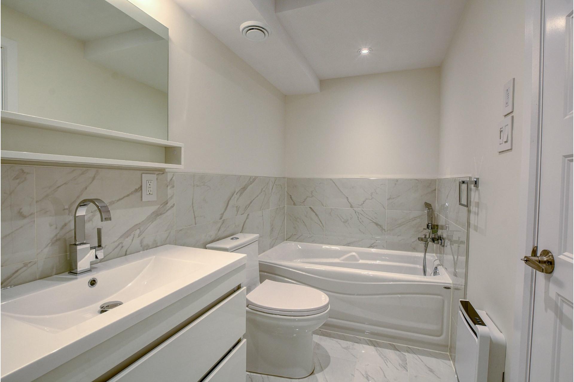 image 25 - Quadruplex For sale Verdun/Île-des-Soeurs Montréal  - 6 rooms