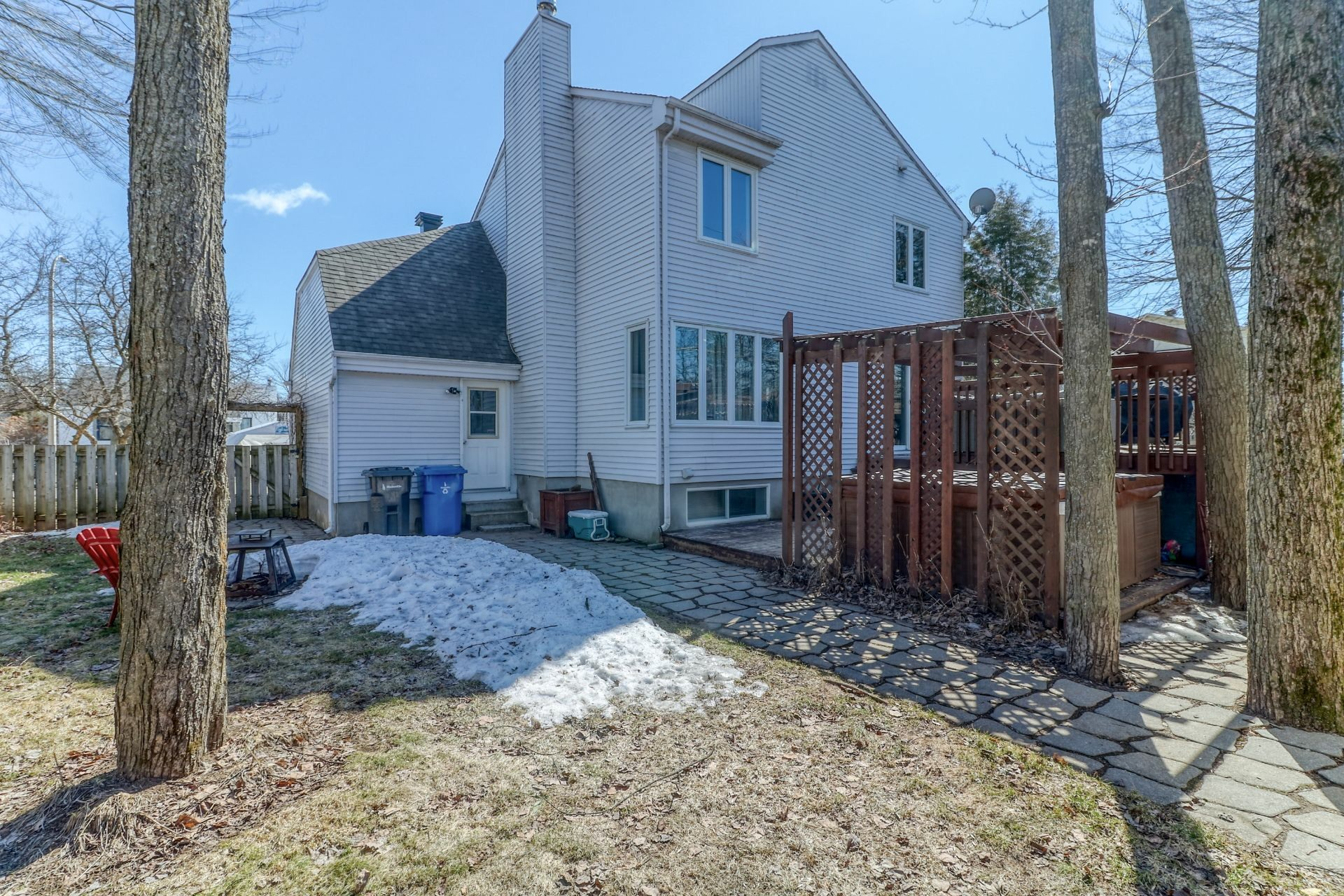 image 38 - House For sale Blainville - 15 rooms