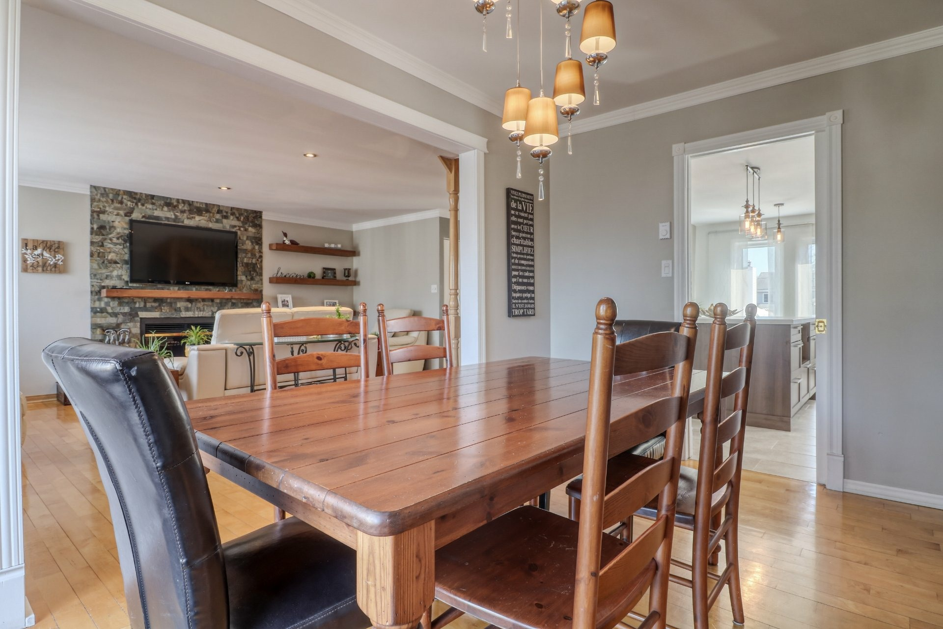 image 8 - House For sale Blainville - 15 rooms