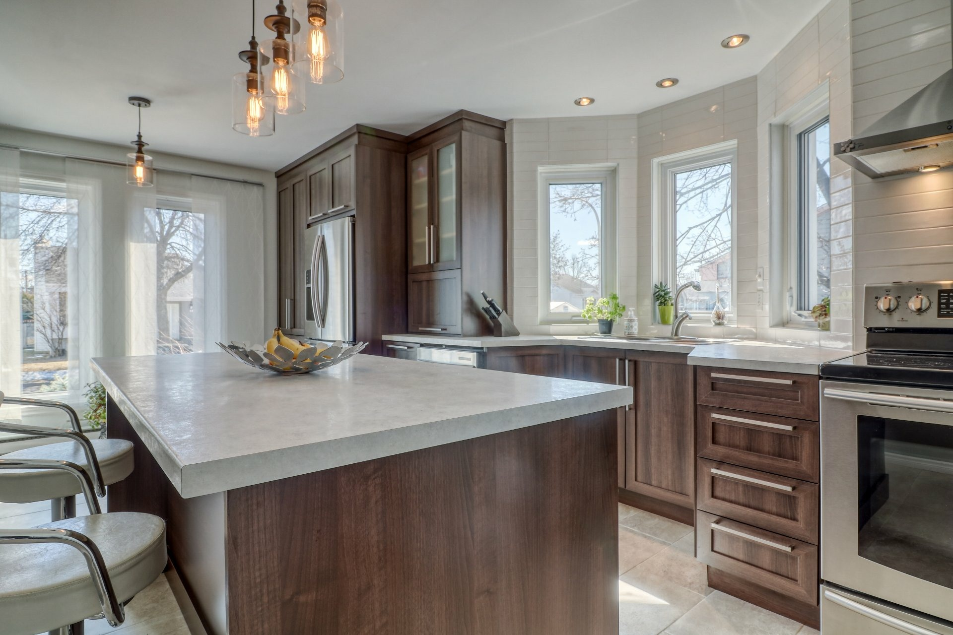 image 12 - House For sale Blainville - 15 rooms