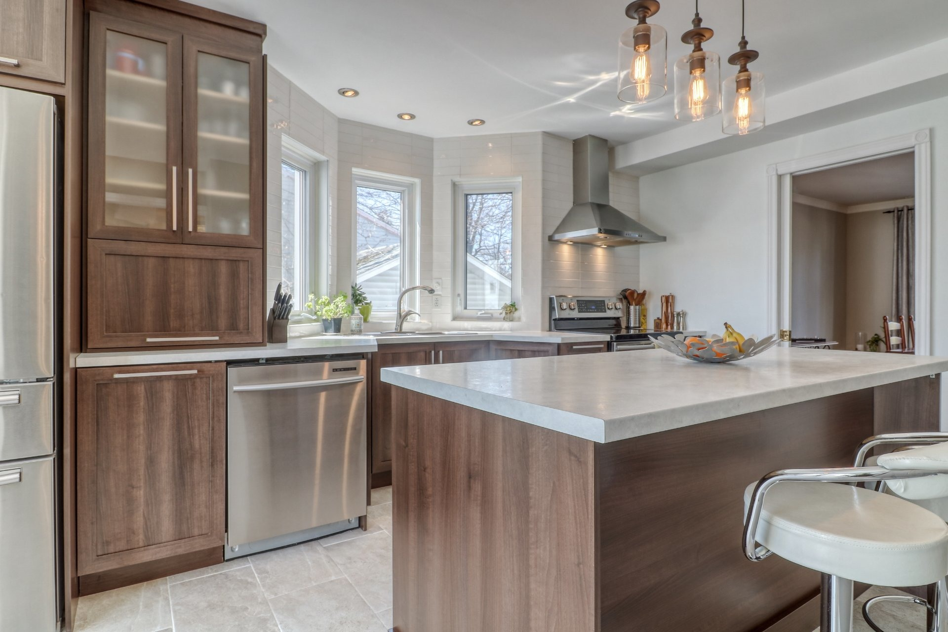 image 13 - House For sale Blainville - 15 rooms