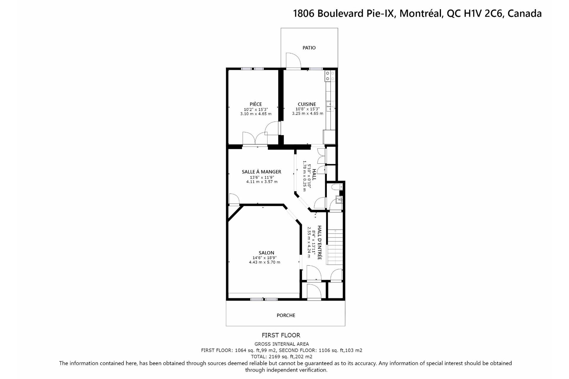 image 25 - House For sale Mercier/Hochelaga-Maisonneuve Montréal  - 9 rooms