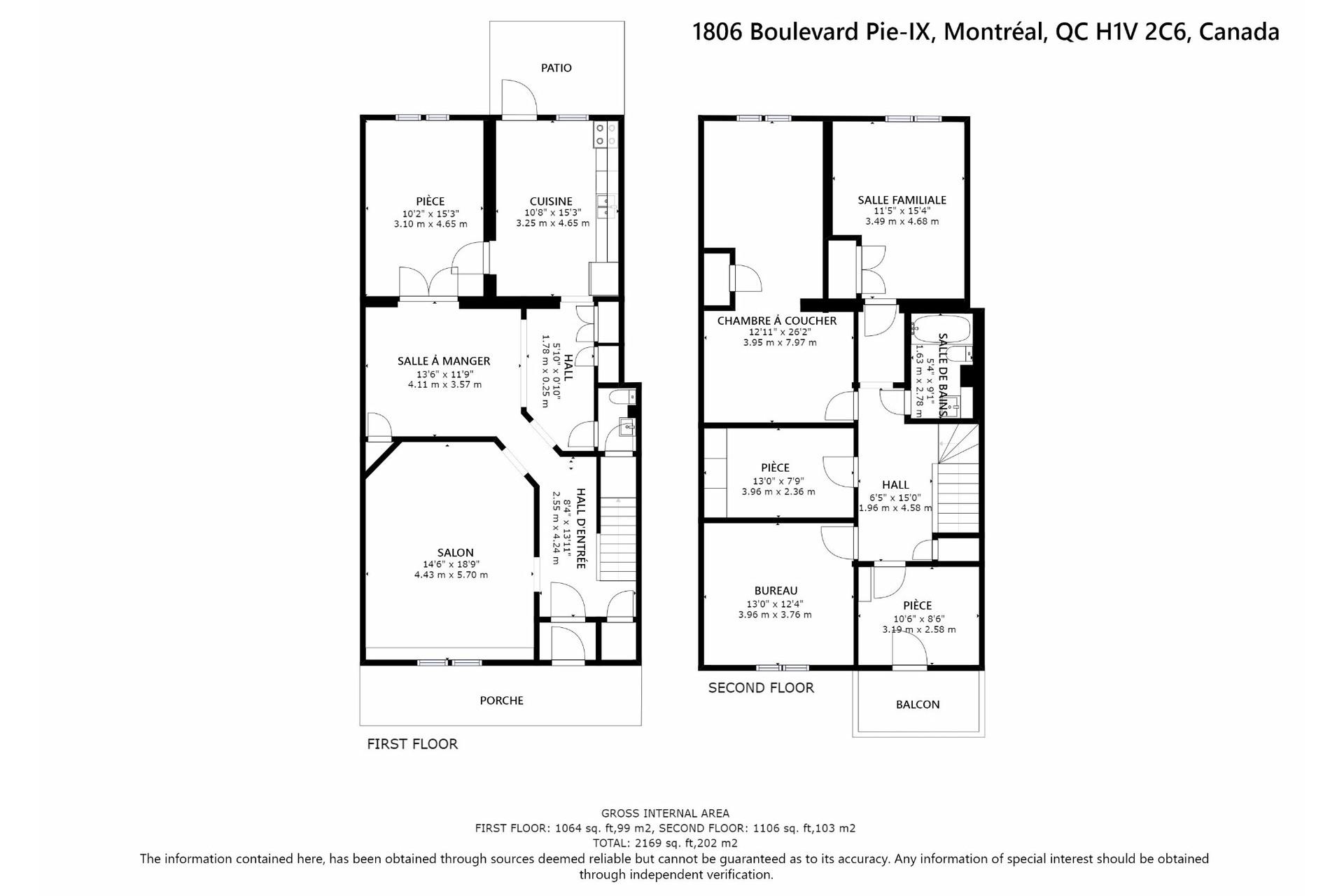 image 27 - House For sale Mercier/Hochelaga-Maisonneuve Montréal  - 9 rooms