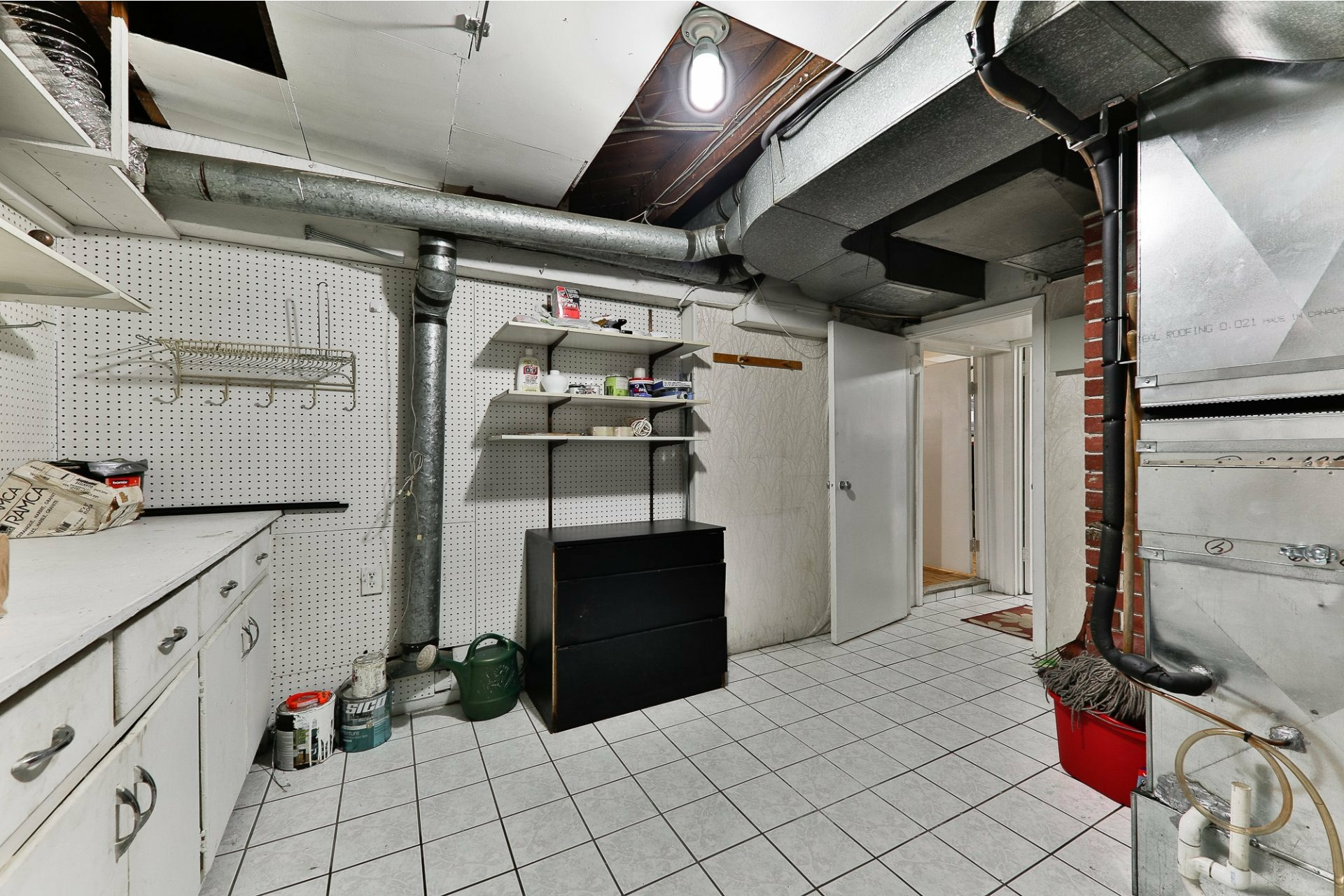 image 13 - House For sale Ahuntsic-Cartierville Montréal  - 8 rooms