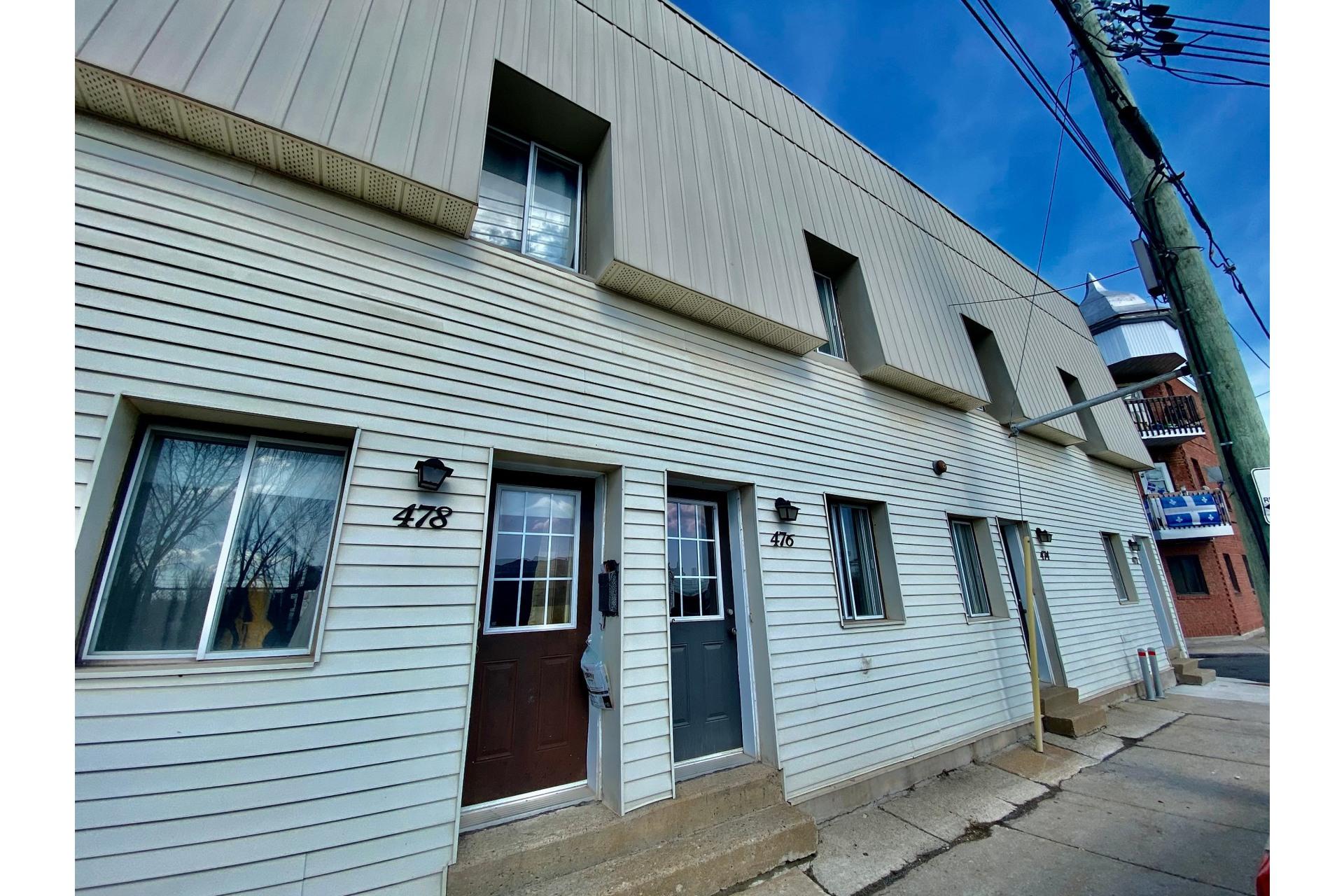 image 1 - Quadruplex For sale Lachine Montréal  - 4 rooms