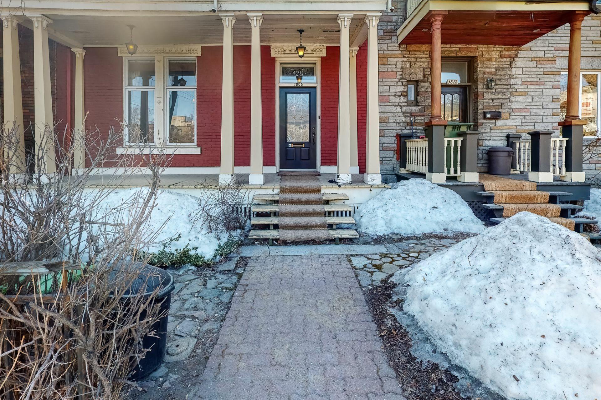 image 1 - House For sale Mercier/Hochelaga-Maisonneuve Montréal  - 9 rooms