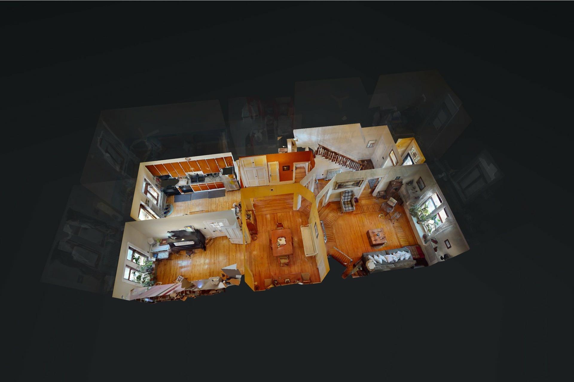 image 28 - House For sale Mercier/Hochelaga-Maisonneuve Montréal  - 9 rooms