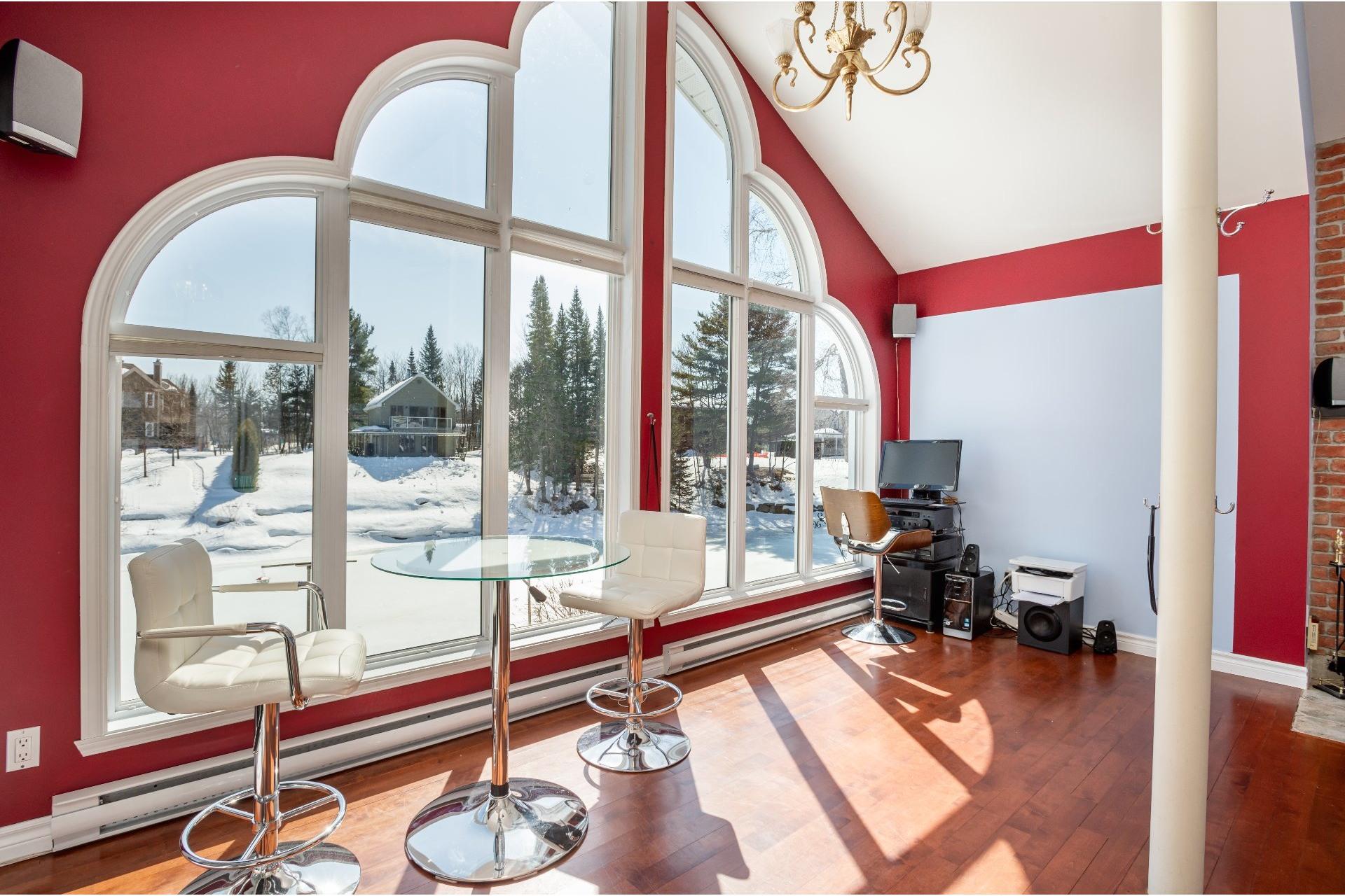 image 4 - Maison À vendre Fossambault-sur-le-Lac - 8 pièces