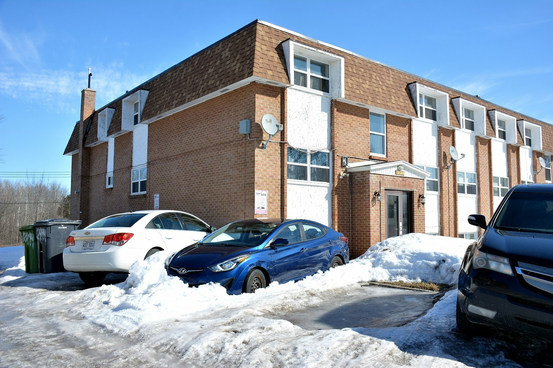 image 1 - Income property For sale Pierrefonds-Roxboro Montréal  - 4 rooms