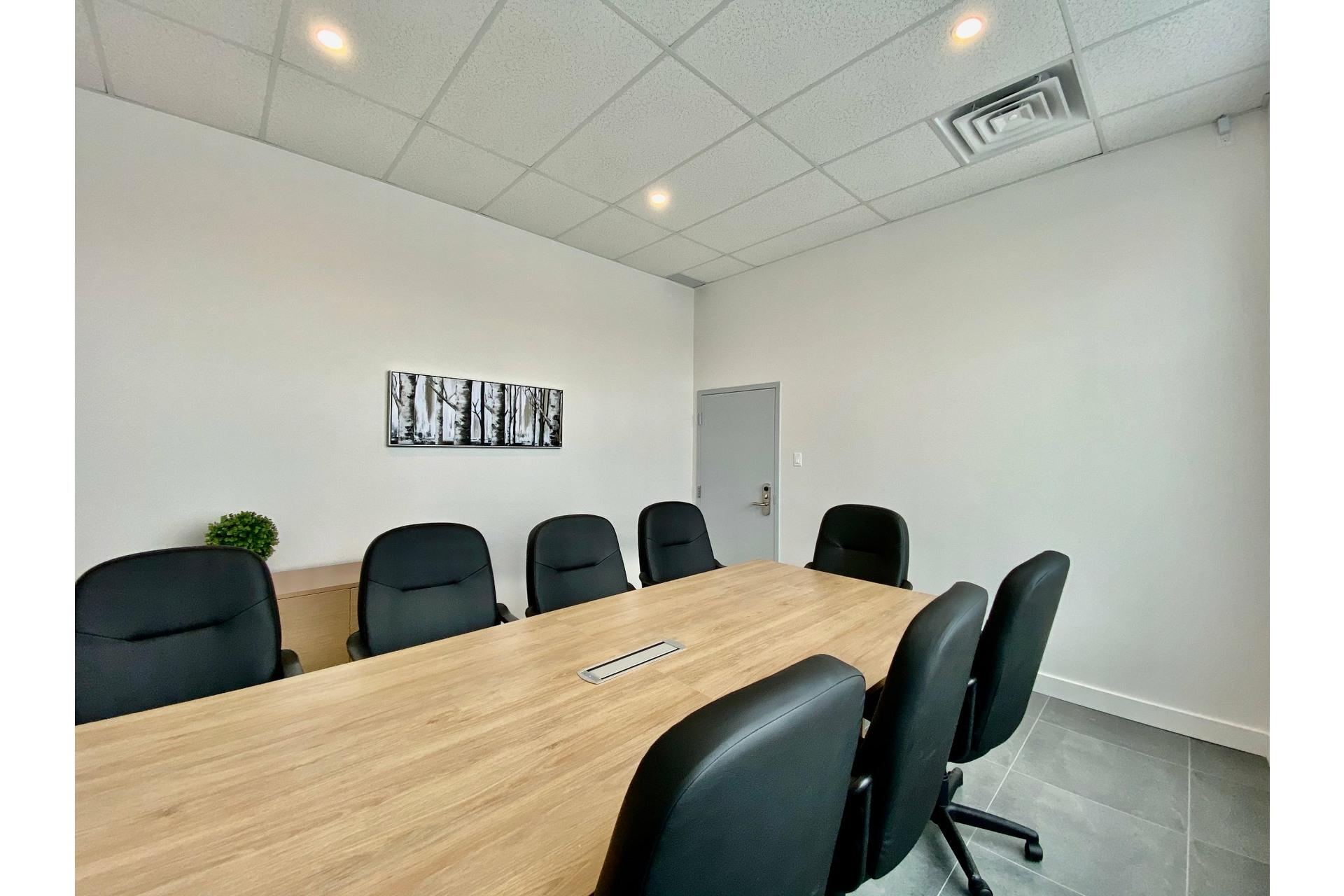 image 5 - MX - Oficina - MX Para alquiler Pierrefonds-Roxboro Montréal