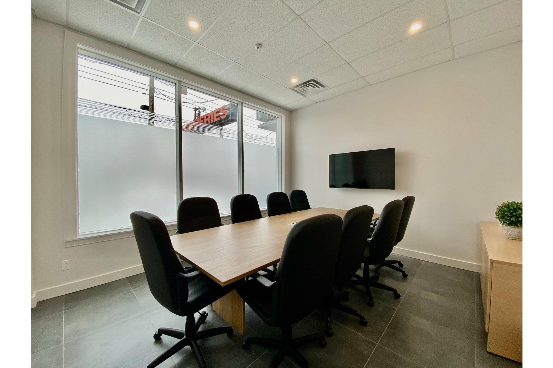 image 4 - MX - Oficina - MX Para alquiler Pierrefonds-Roxboro Montréal