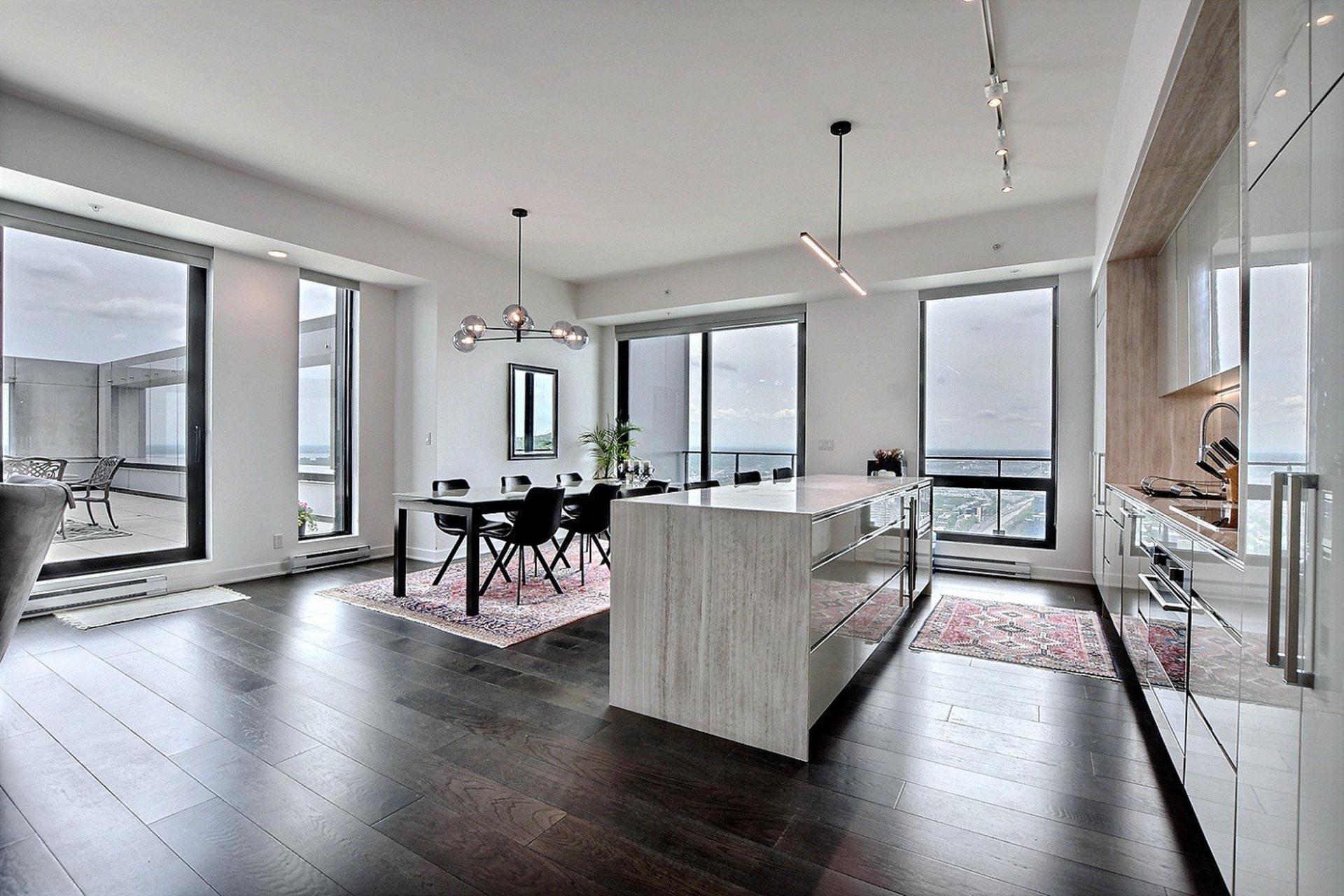 image 7 - Apartment For sale Ville-Marie Montréal  - 7 rooms