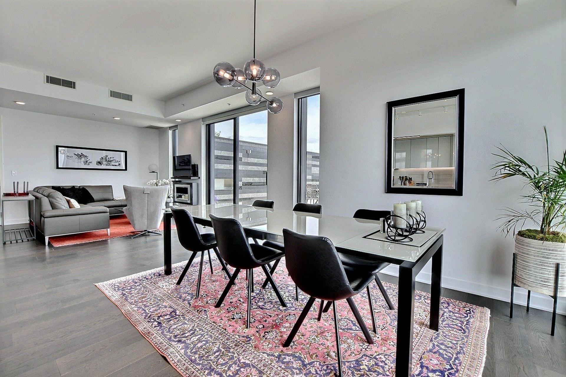 image 4 - Apartment For sale Ville-Marie Montréal  - 7 rooms