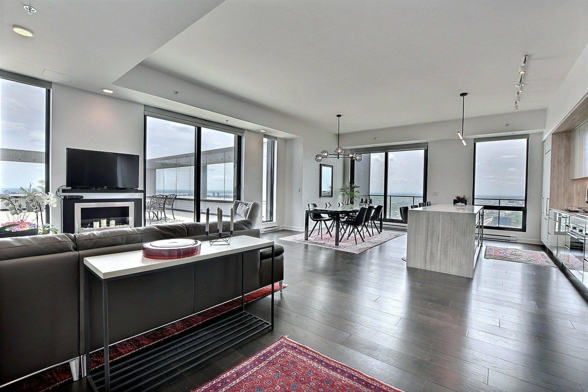 image 10 - Apartment For sale Ville-Marie Montréal  - 7 rooms