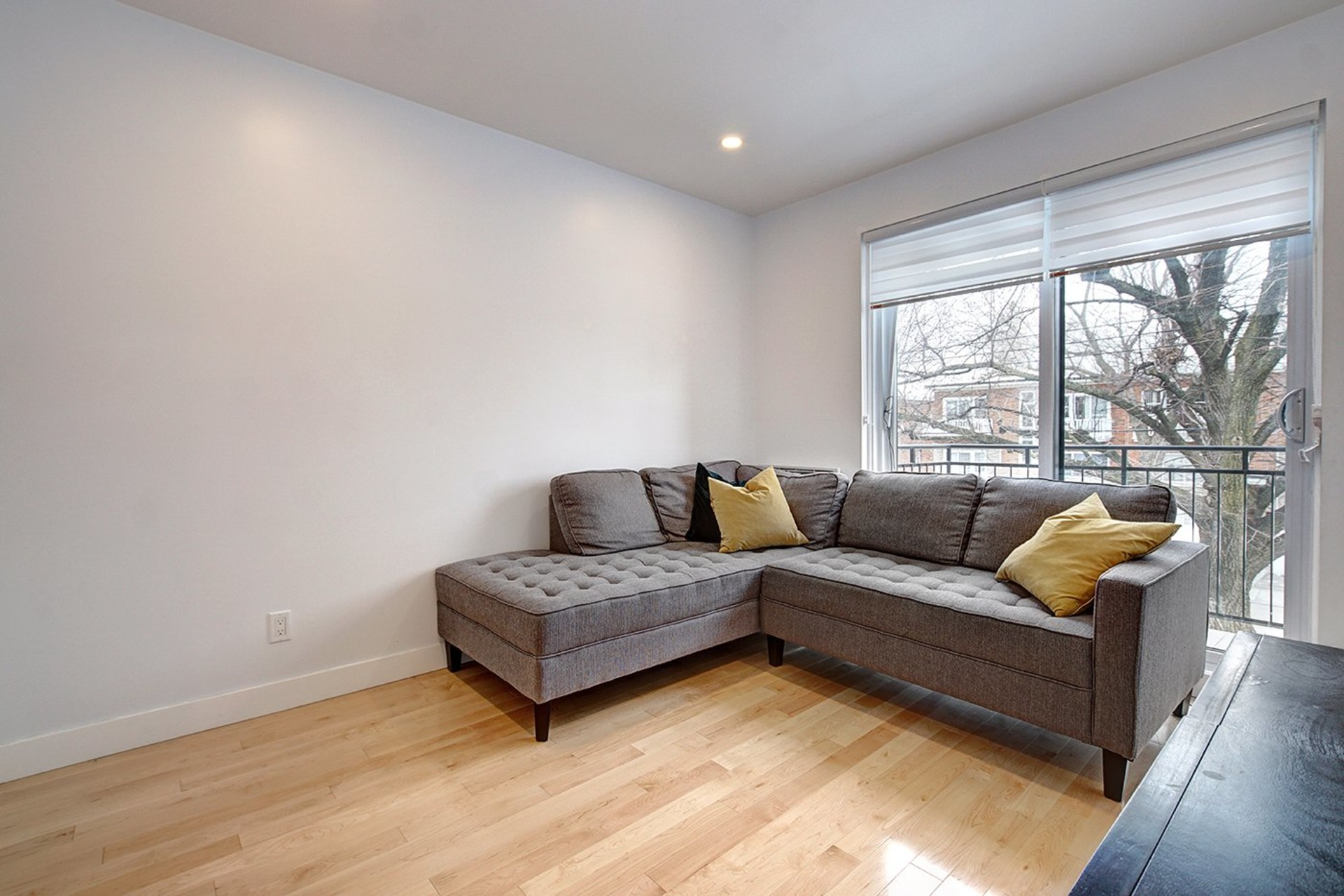 image 3 - Loft For rent Rosemont/La Petite-Patrie Montréal  - 3 rooms