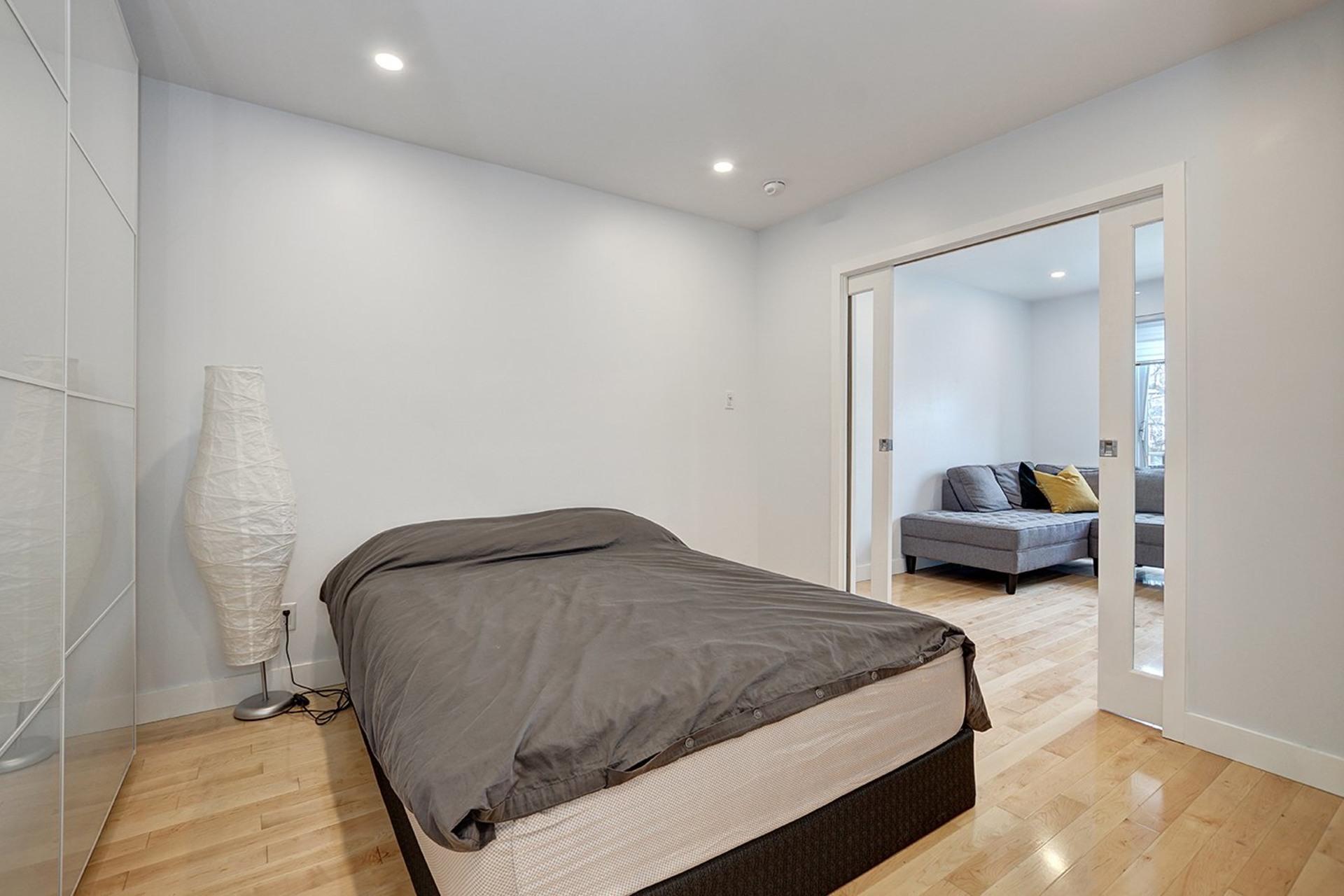 image 6 - Loft For rent Rosemont/La Petite-Patrie Montréal  - 3 rooms