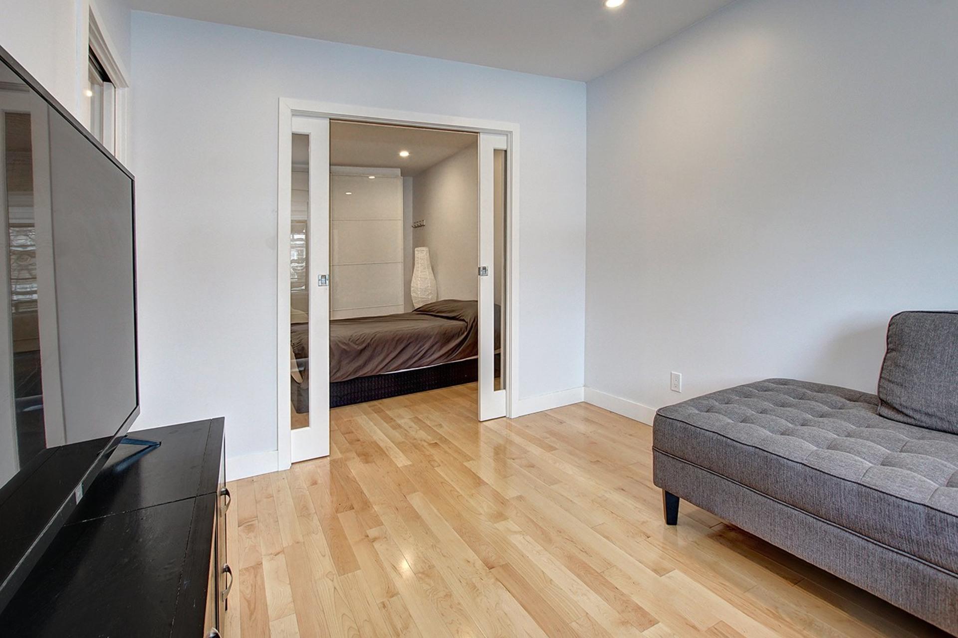 image 4 - Loft For rent Rosemont/La Petite-Patrie Montréal  - 3 rooms