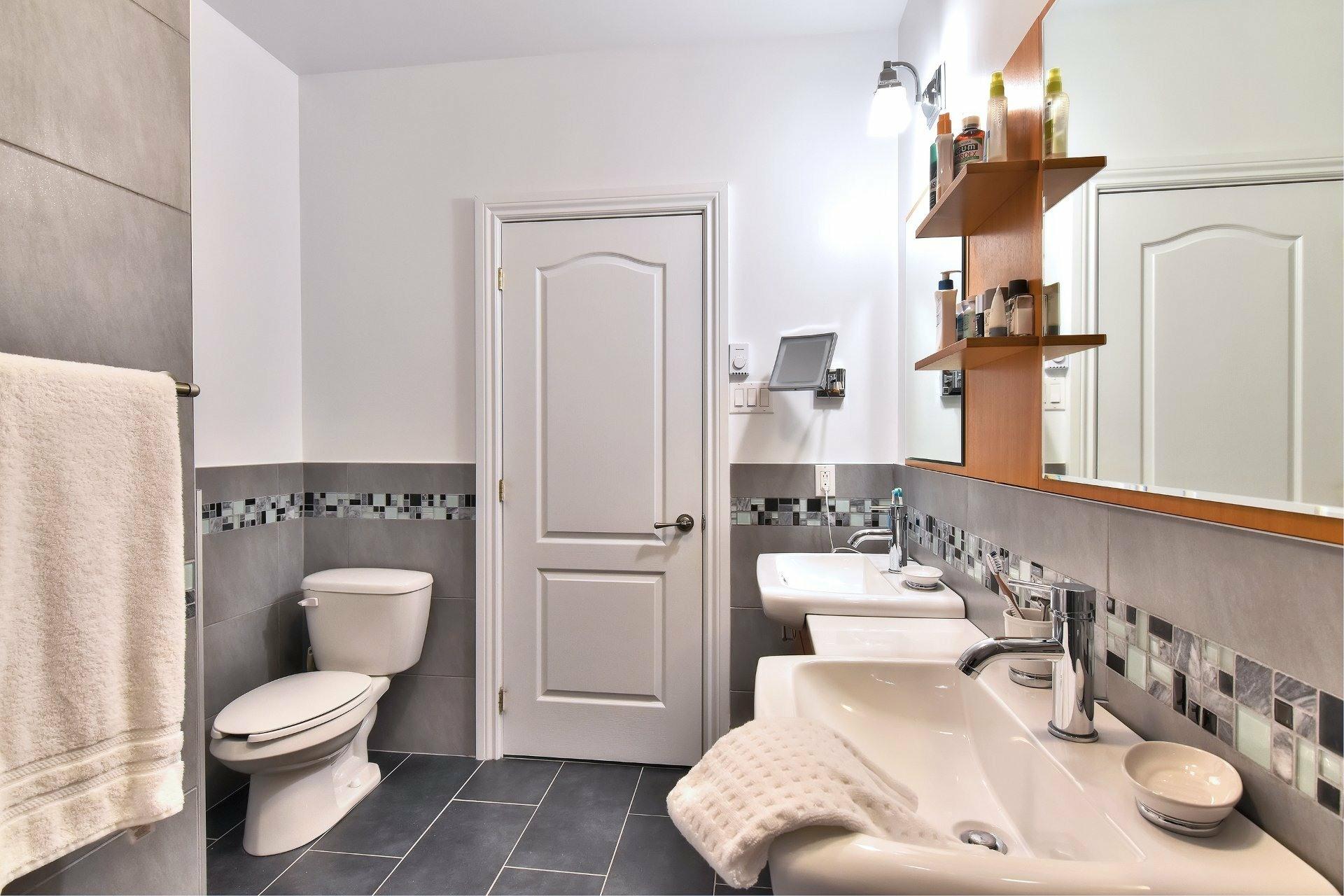 image 15 - Apartment For sale Côte-des-Neiges/Notre-Dame-de-Grâce Montréal  - 6 rooms